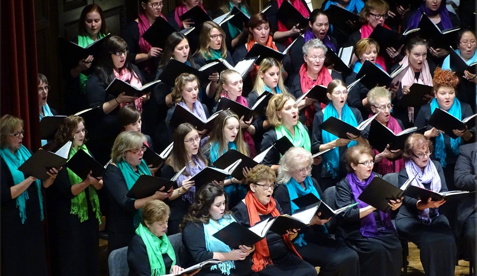 "The 110 voices of Buffalo Choral Arts Society will perform ""In Remembrance"" in Westminster Presbyterian Church."