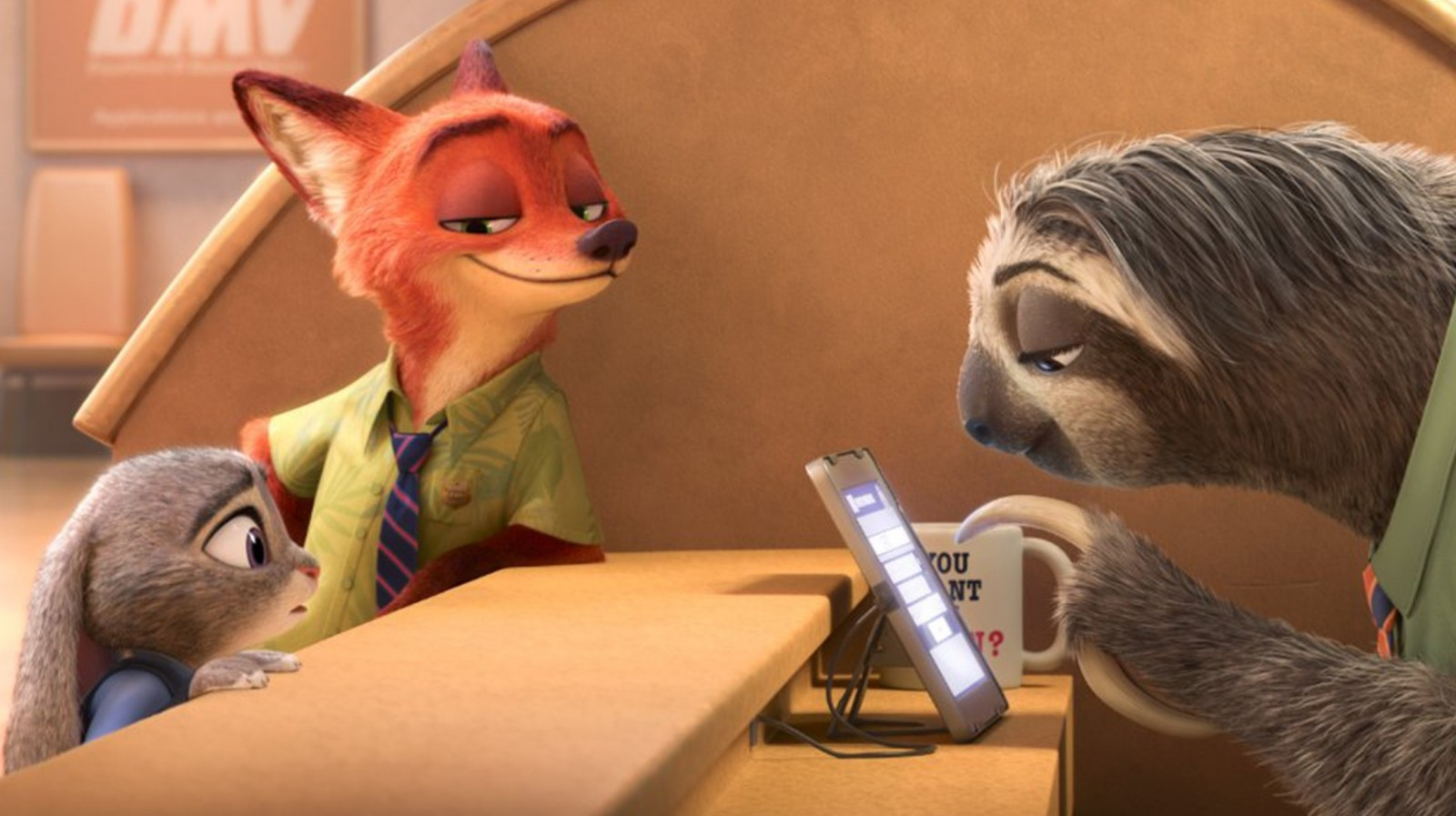 """""""Zootopia"""" may not be the best film for young children."""