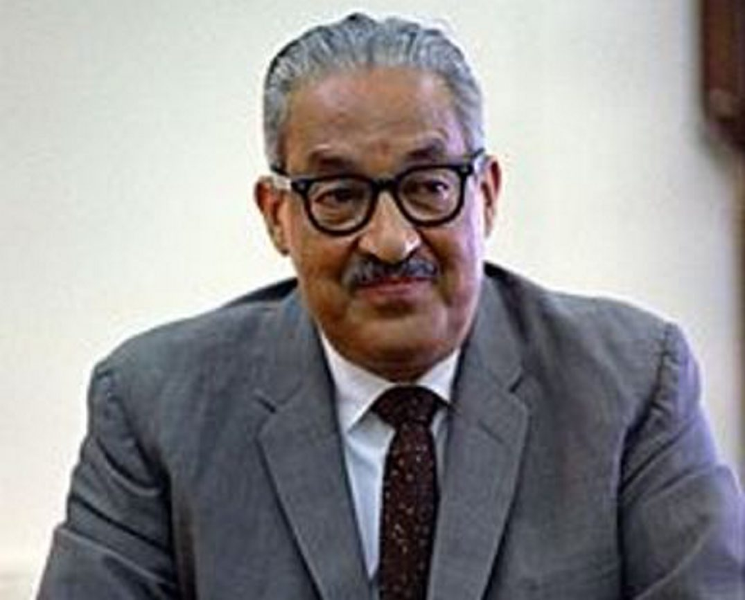 Thurgood Marshall was a Supreme Court justice from 1967 to 1991.