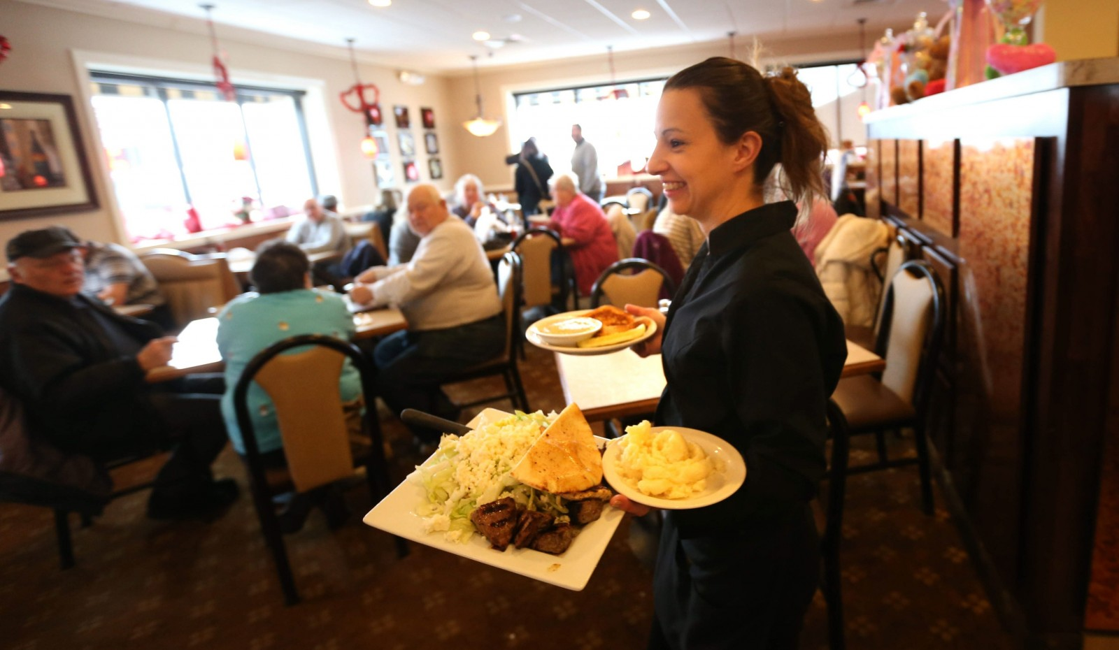 Apollo Family Restaurant is at 3387 South Park Ave. in Lackawanna. See a photo gallery at buffalonews.com.