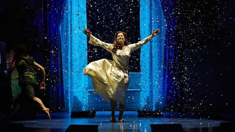 """Laura Michelle Kelly starred in the Broadway version of """"Finding Neverland,"""" a touring version of which opens Shea's Performing Arts Center's 2016-17 season on Oct. 11."""