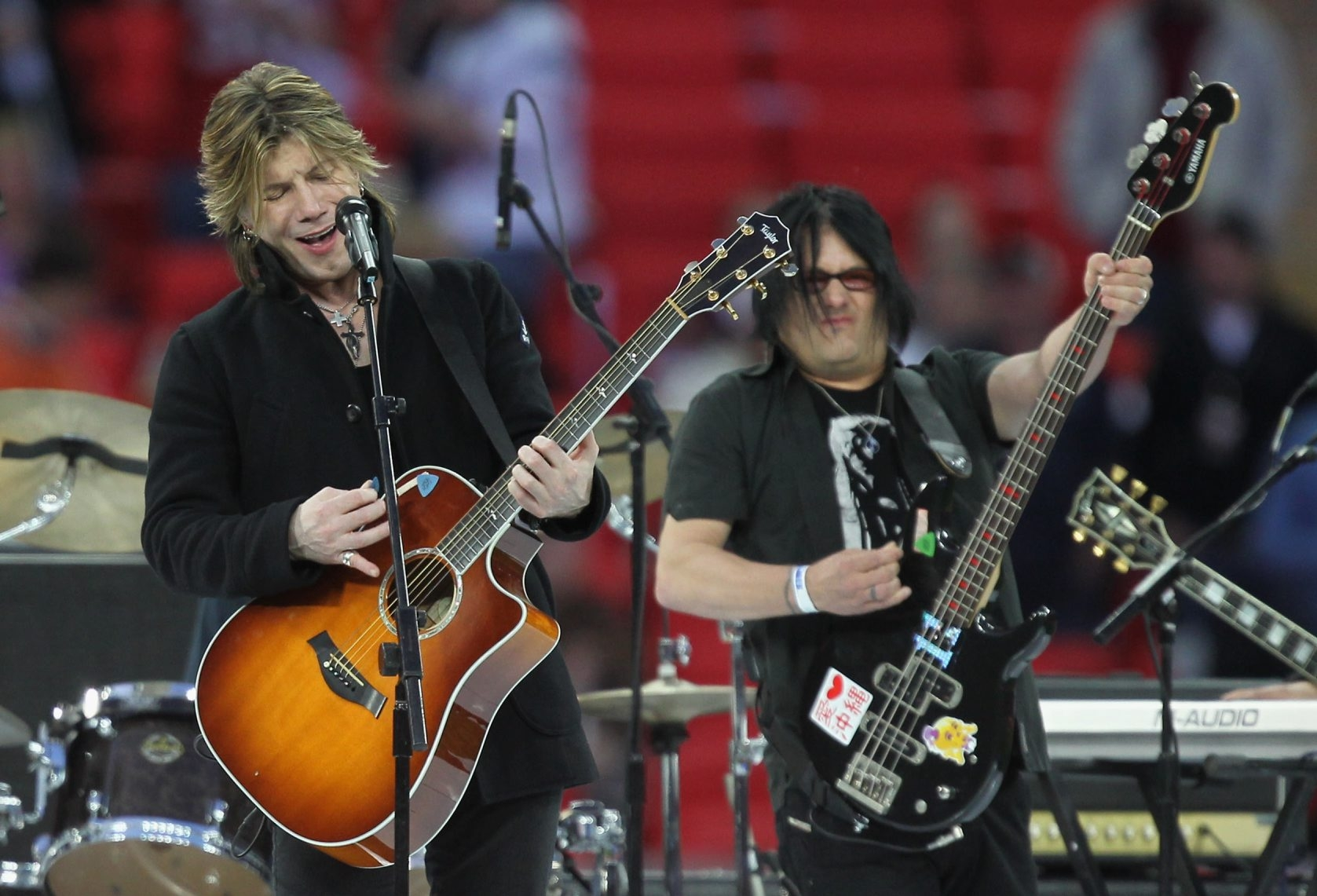 The Goo Goo Dolls are part of a benefit concert for the Institute for Autism Research at Canisius College.