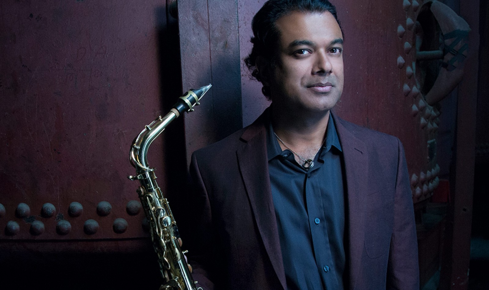Rudresh Mahanthappa's Bird Calls will perform March 19 in the Drama Theatre, University at Buffalo Center for the Arts.