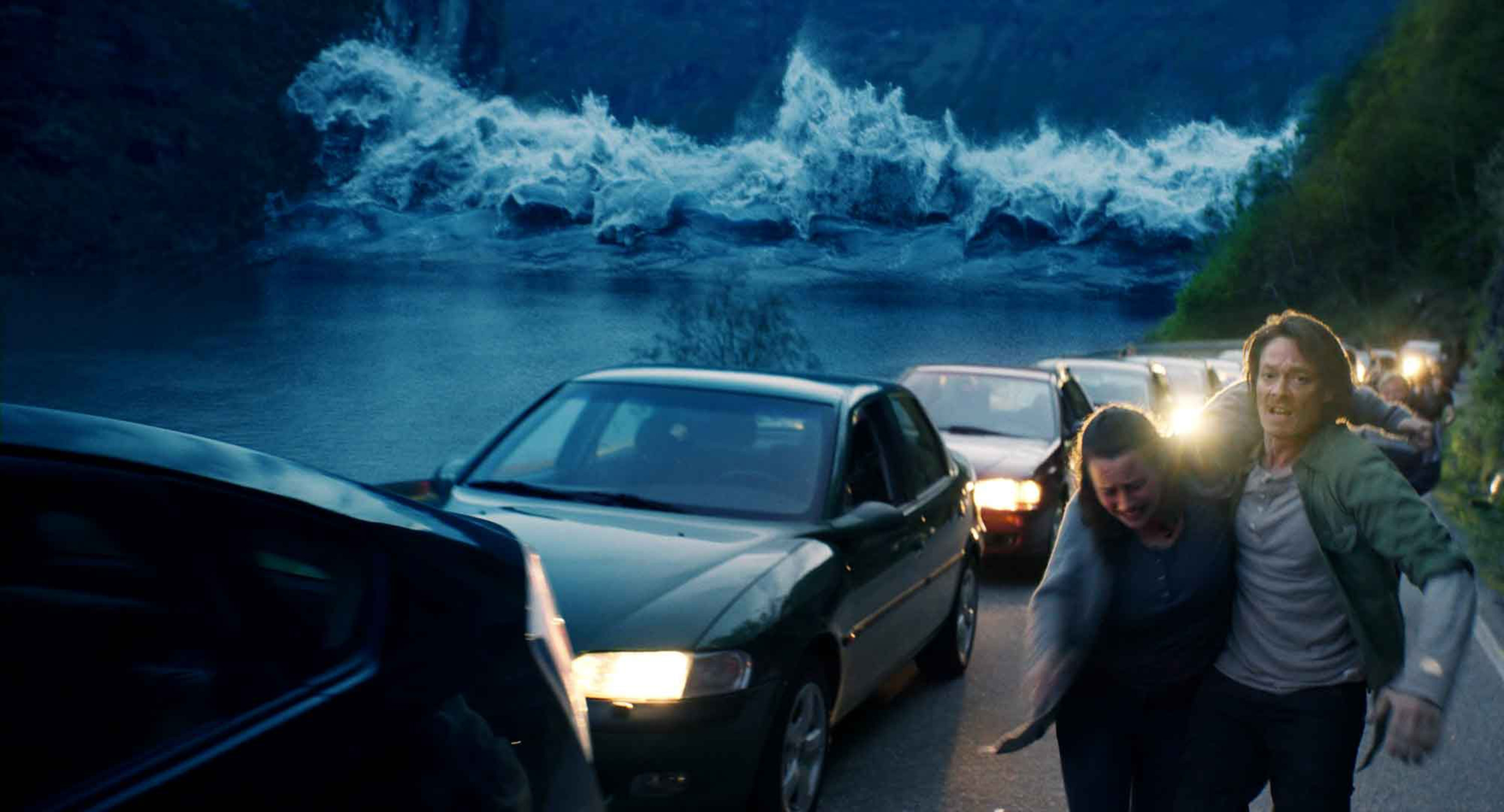 """A Norwegian village is hit by """"The Wave."""""""