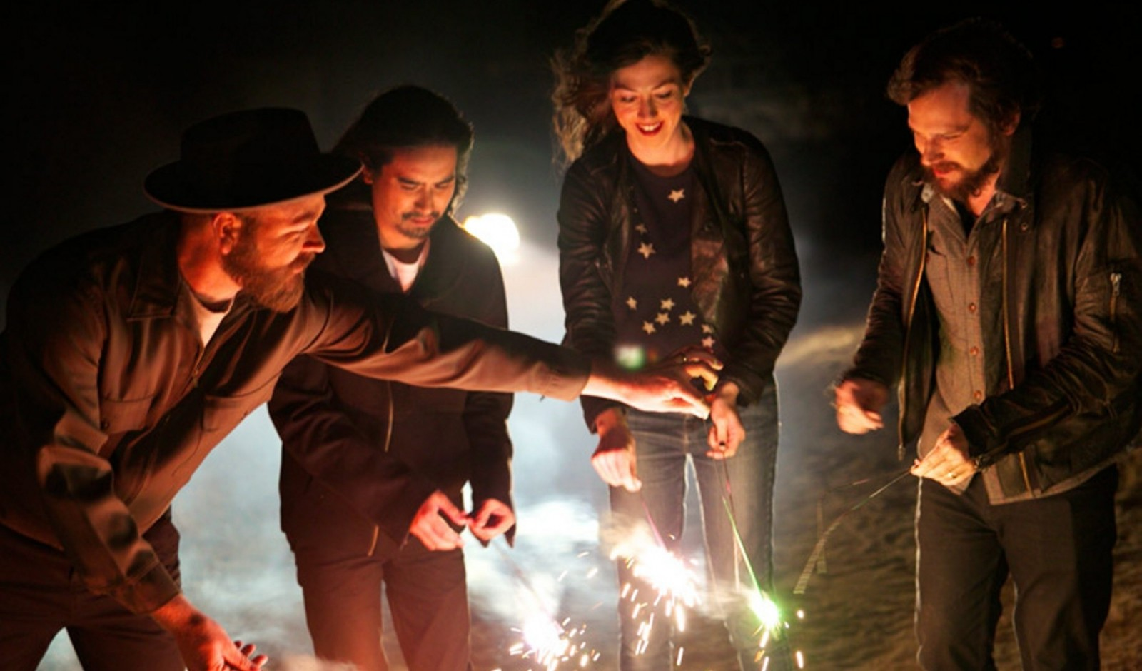Silversun Pickups perform March 28 as part of Spring Fling. Jeff Miers interviews Nikki Monninger, third from the left.