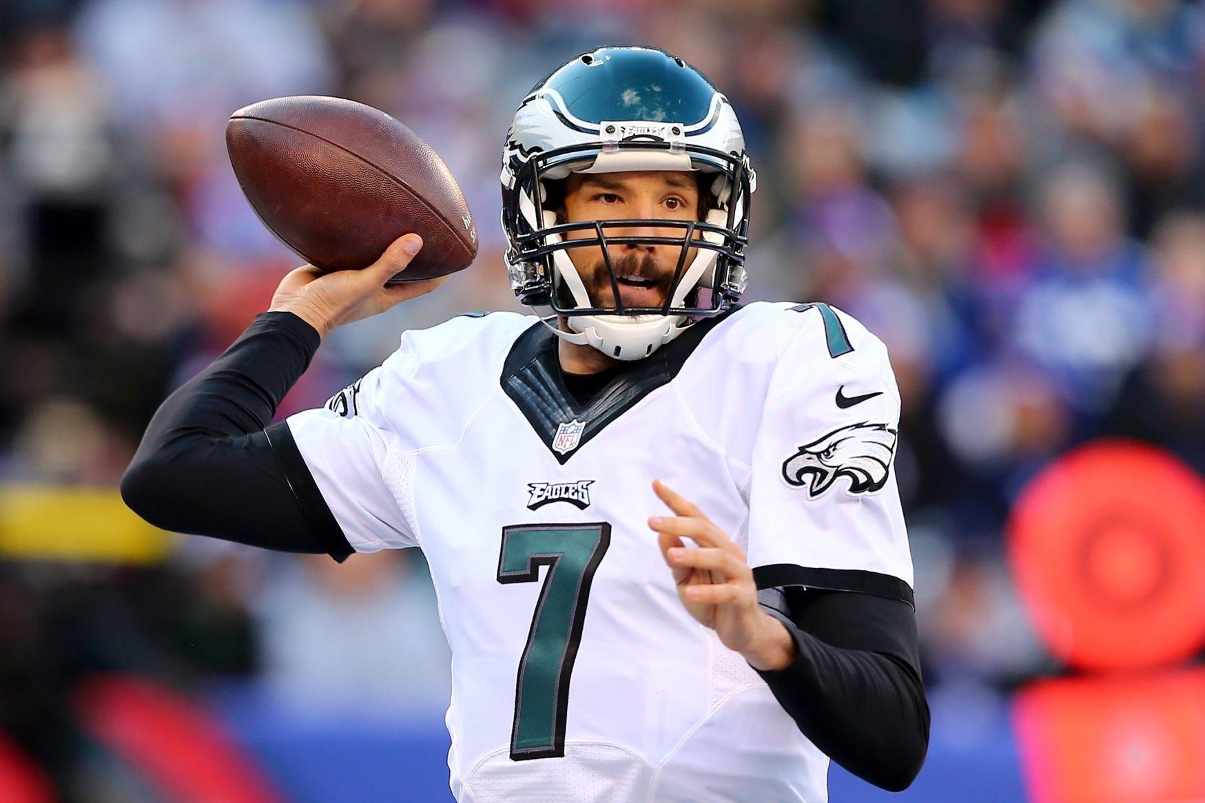 Philadelphia's Sam Bradford proves you don't have to be a great quarterback to make big money.
