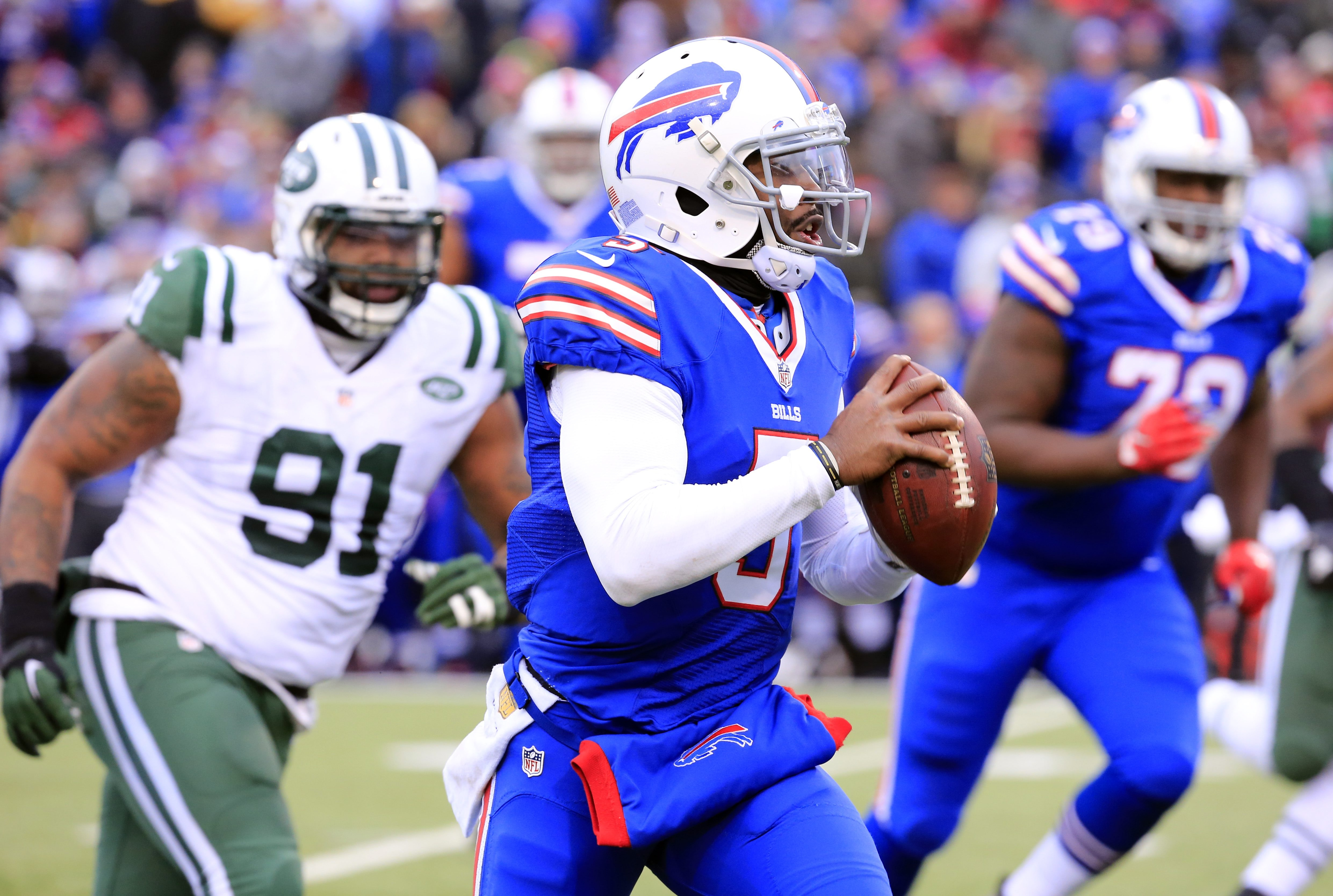 What is the ideal quarterback today? Soon, the Bills must decide