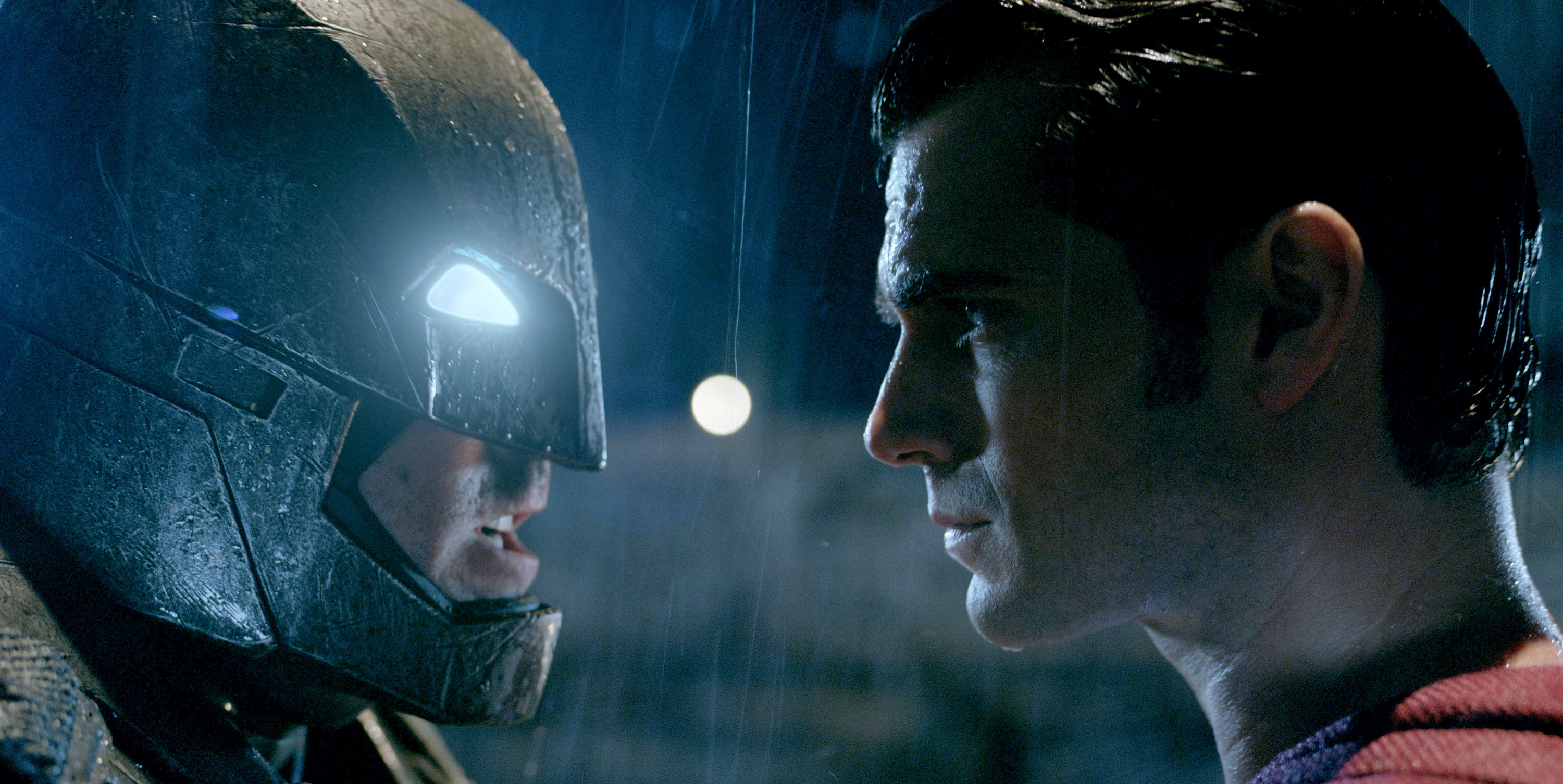 """Ben Affleck and Henry Cavill play the title characters in """"Batman V. Superman: Dawn of Justice."""""""
