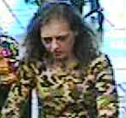 Police want help identifying a woman believed to have stolen$230 in seafood from Wegmans on Orchard Park Road. (West Seneca Police)