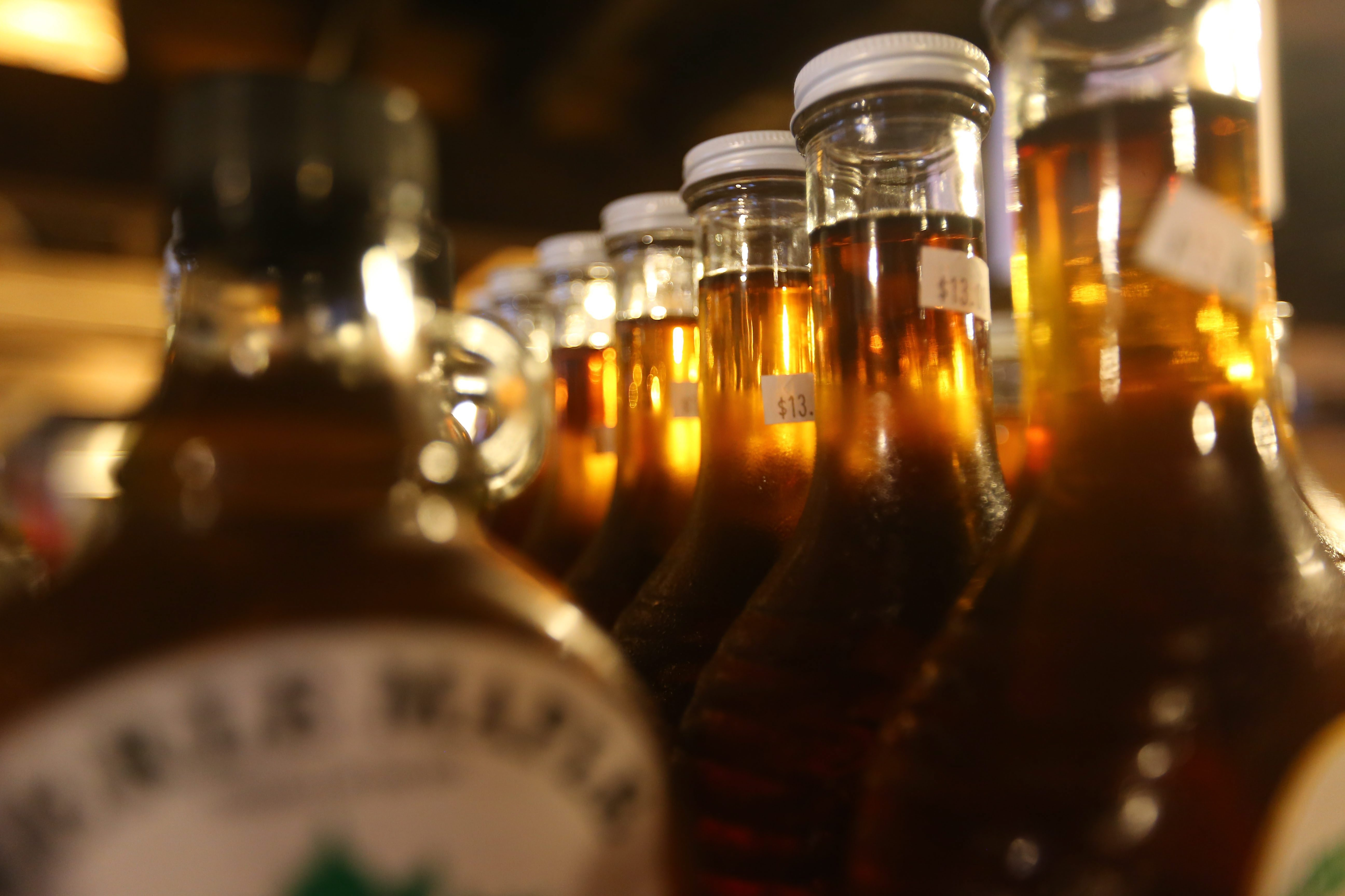 Syrup will take center stage during Maple Weekend festivities across Western New York.