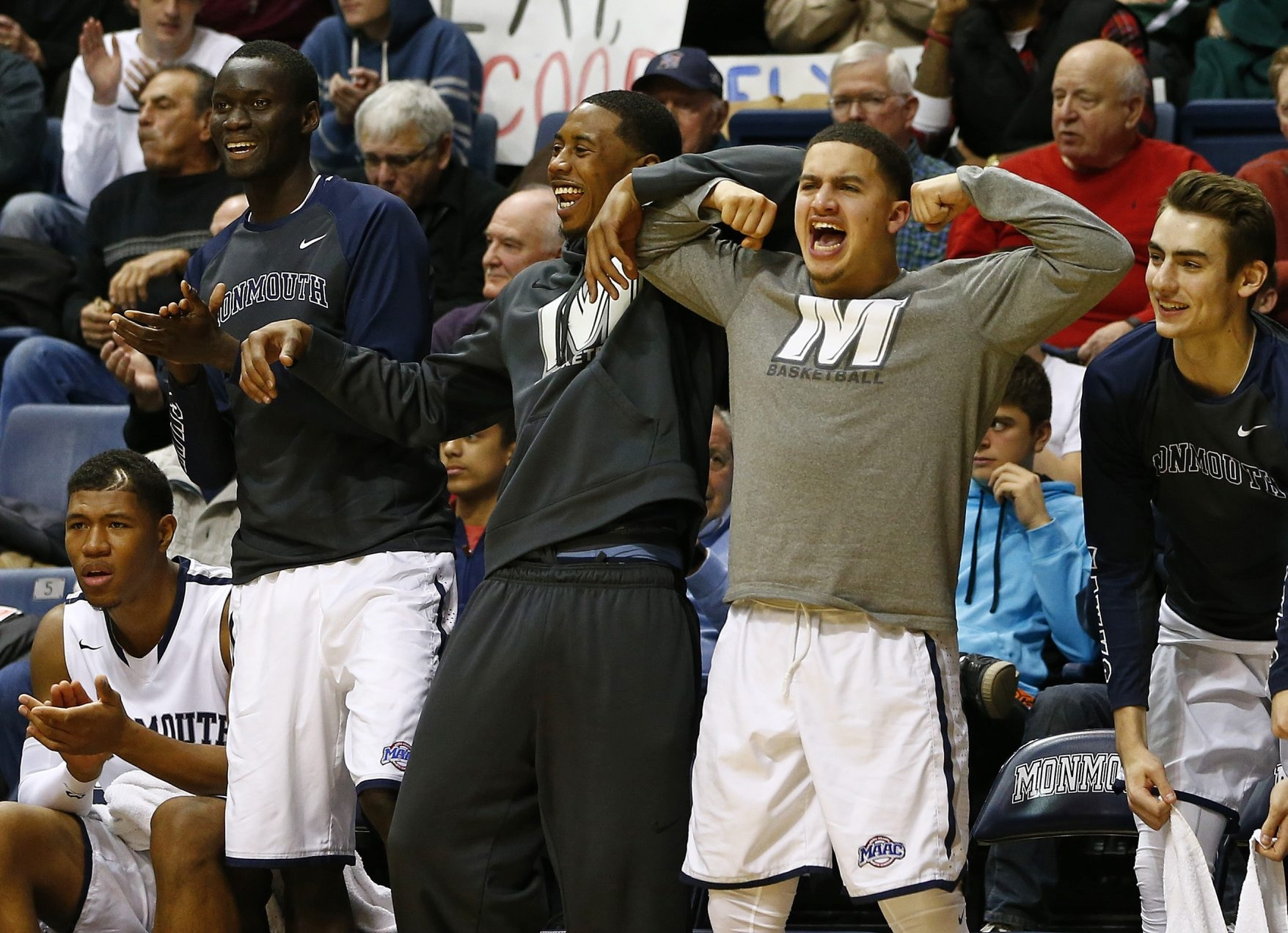 Despite losing in the MAAC championship game, Monmouth deserves to be included in the NCAA Tournament.