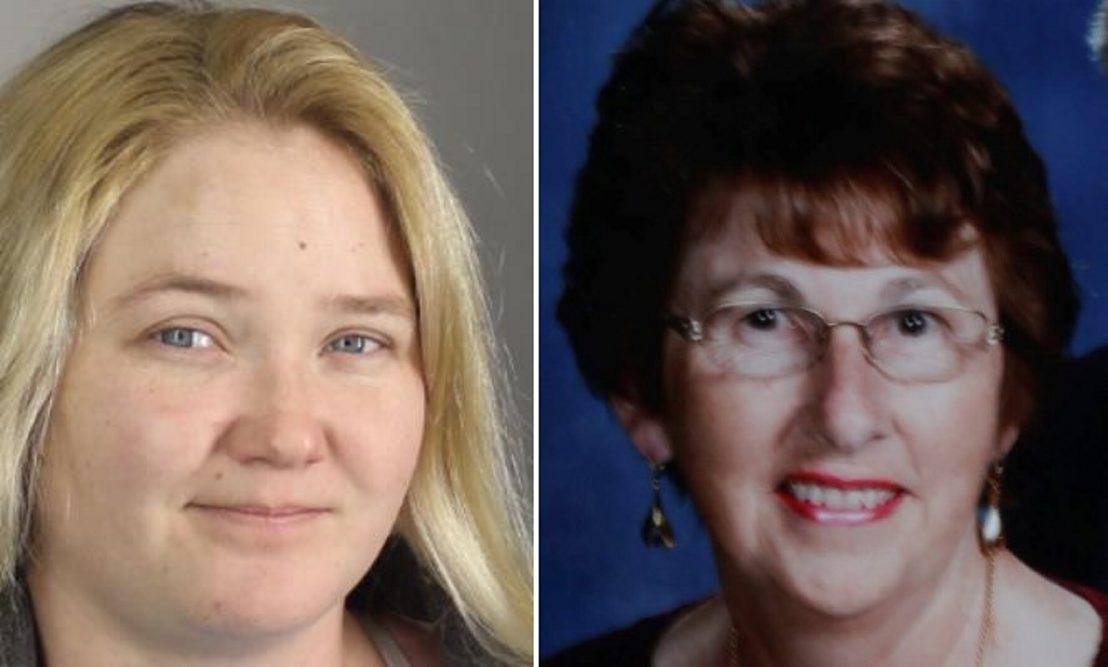 Sarah Skotnicki, left, admits crim- inally negligent homicide in 2015 crash that took life of Carol Dion.