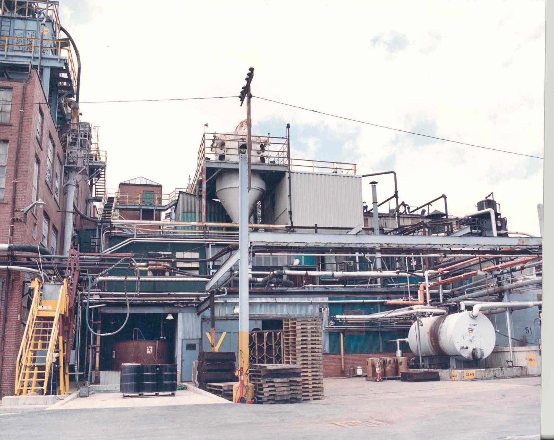 Compensation for deaths caused by exposure to asbestos at the Durez Plastics Corp. plant in North Tonawanda is mired in a legal dispute.