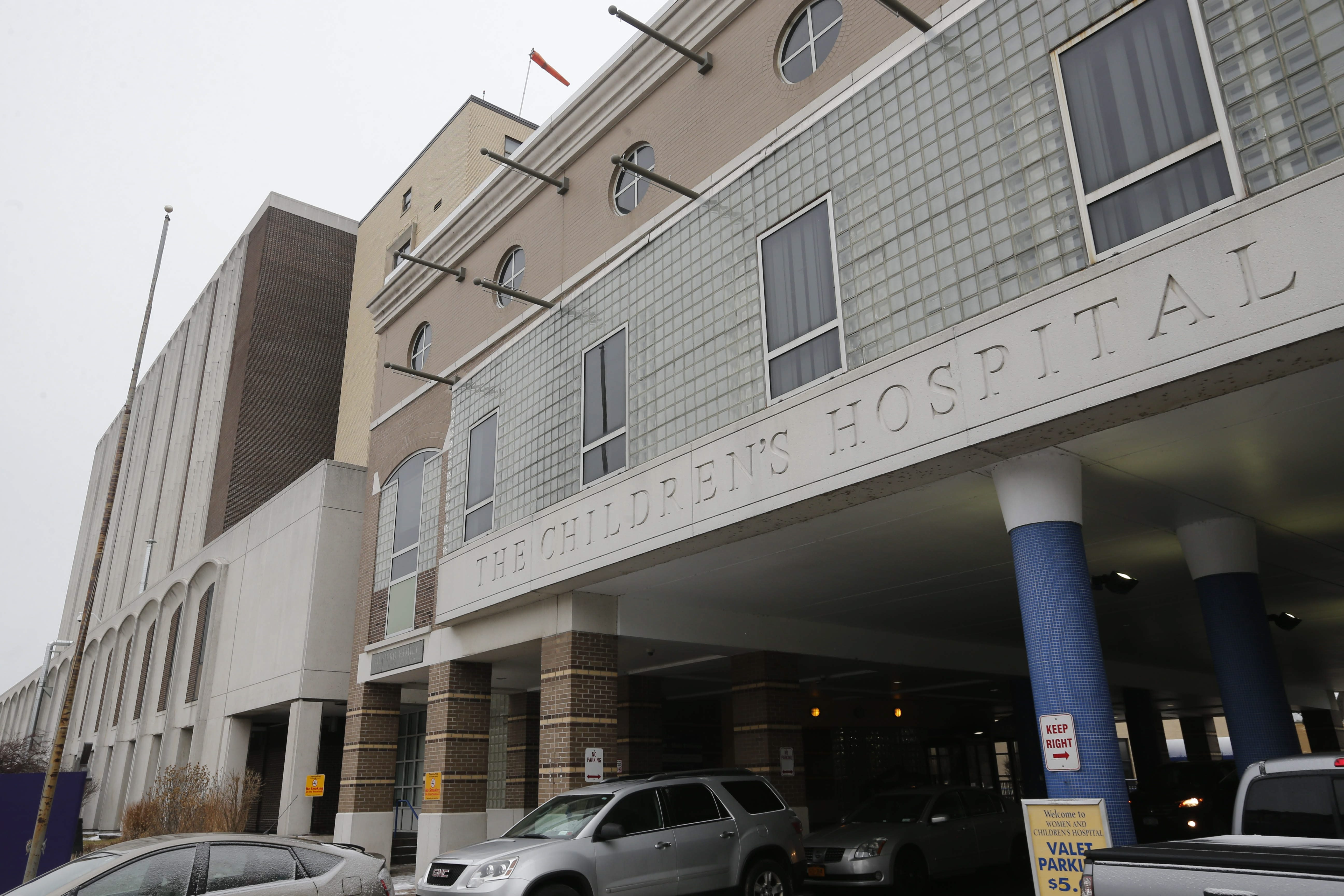 Five developers have submitted plans to redevelop the campus now occupied by the Women and Children's Hospital of Buffalo. (Derek Gee/Buffalo News)