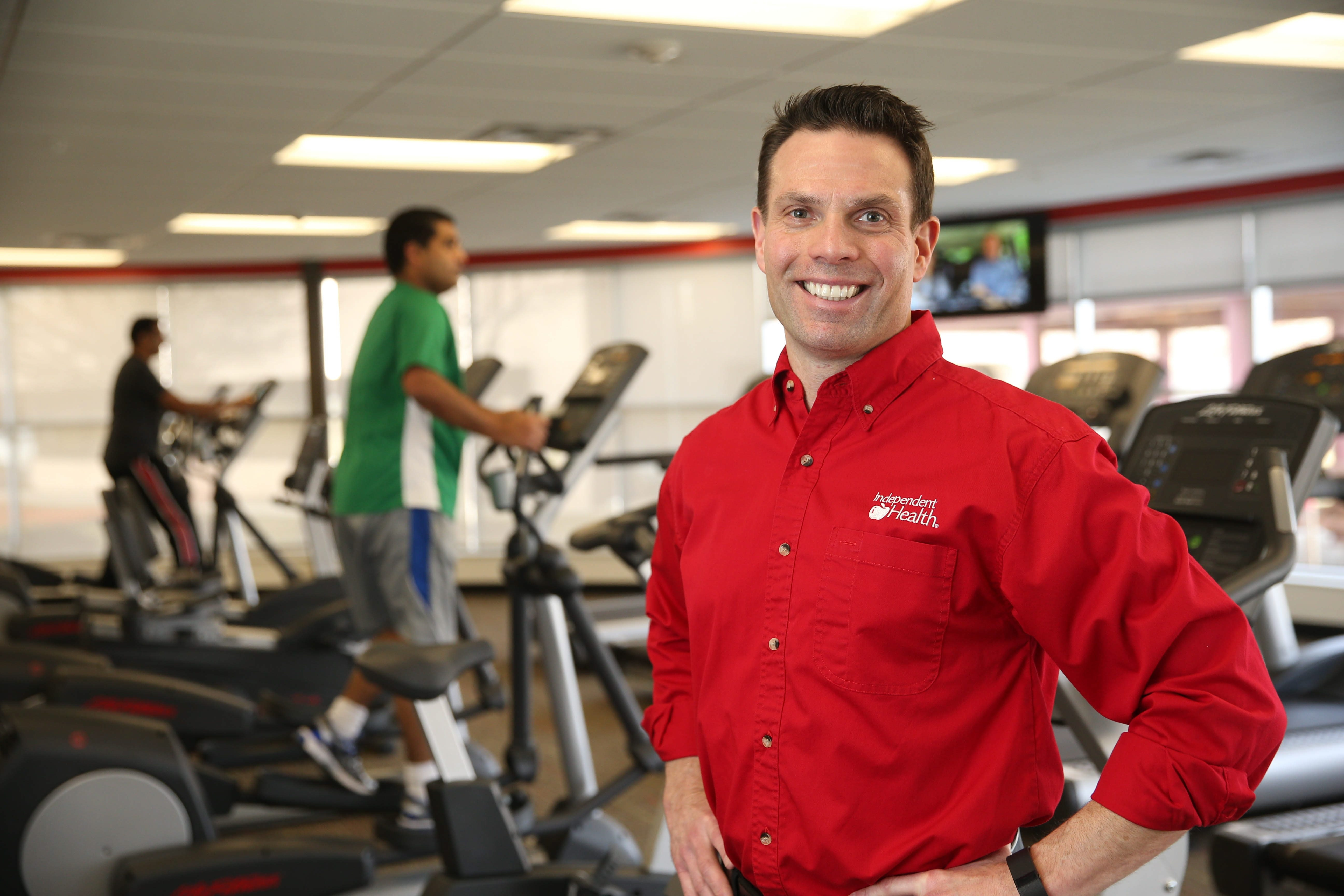 """Employers are taking a little bit more of an aggressive approach."" Chadd Soto, manager of wellness services at Independent Health, said about wellness in the workplace."