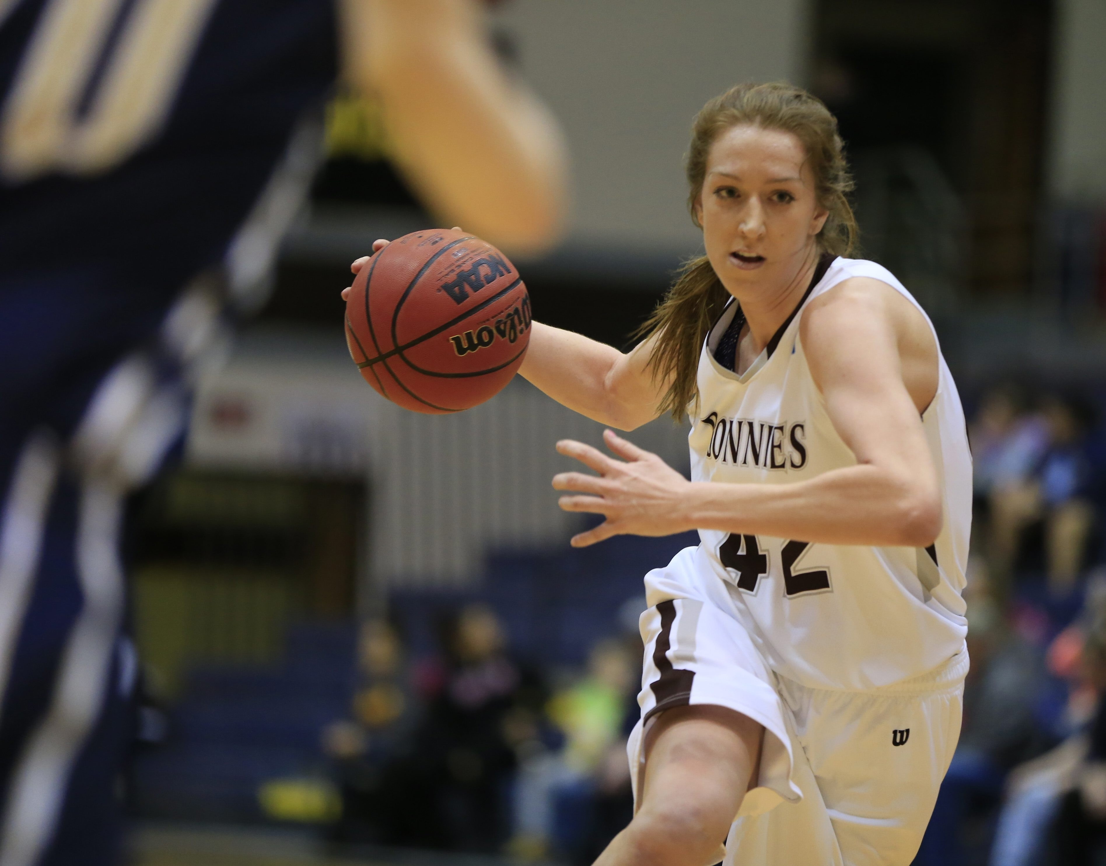 Katie Healy and her St. Bonaventure teammates have the NCAA Tournament in their sights.