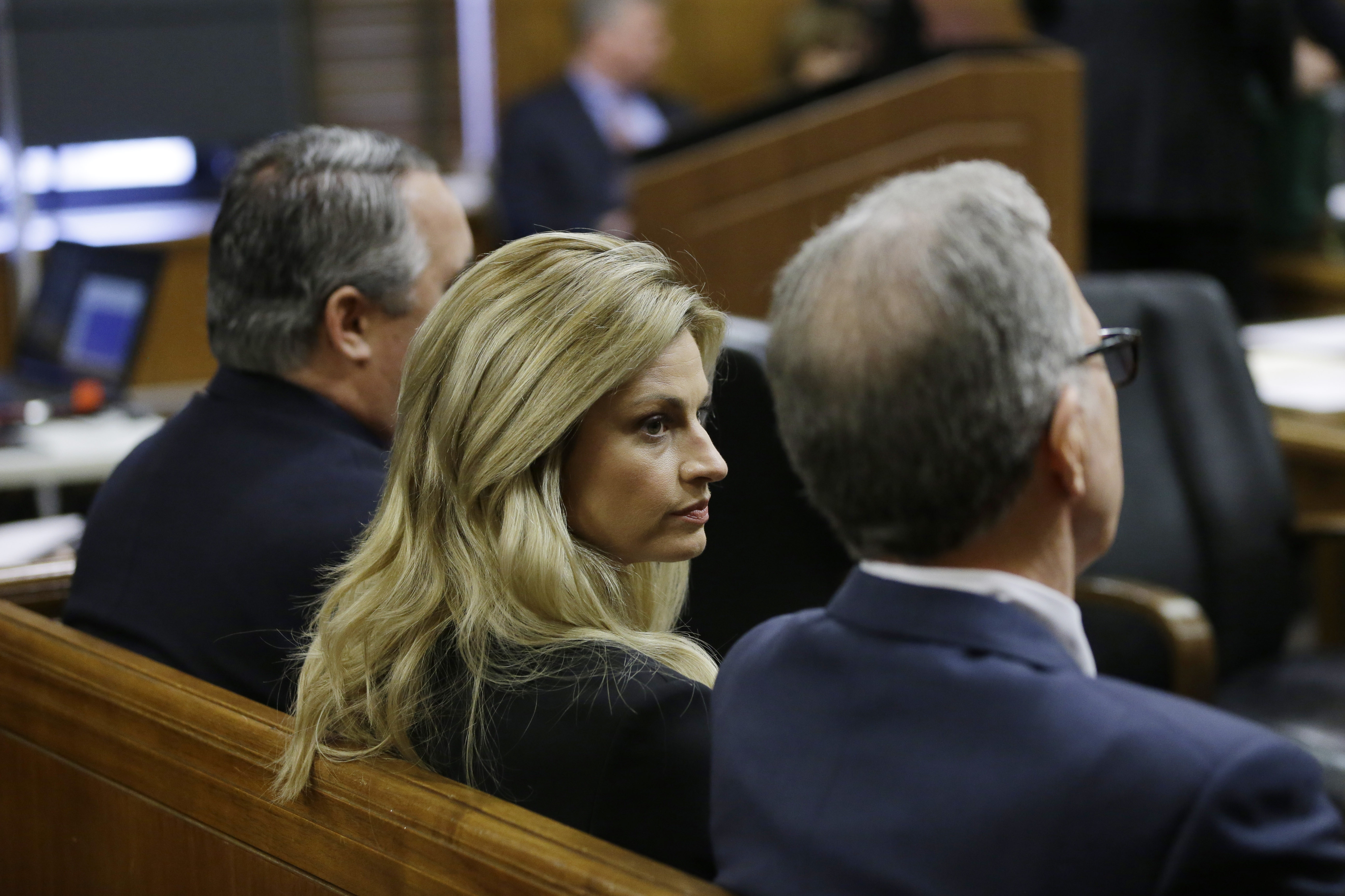 Erin Andrews originally asked for $75 million in her lawsuit, but a jury awarded her $55 million.
