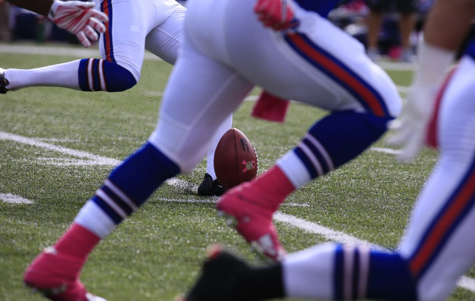 New kickoff rules may not have the desired safety effect. (Harry Scull Jr./Buffalo News file photo)