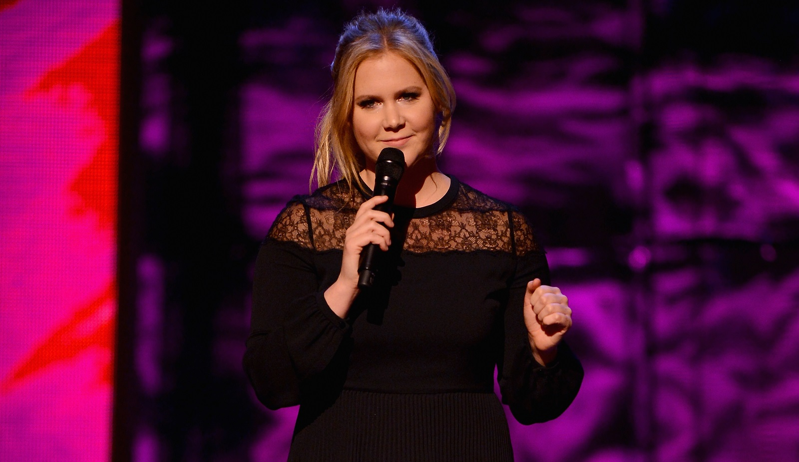 Breakout actress and comedian Amy Schumer will visit Buffalo in May. (Getty Images)