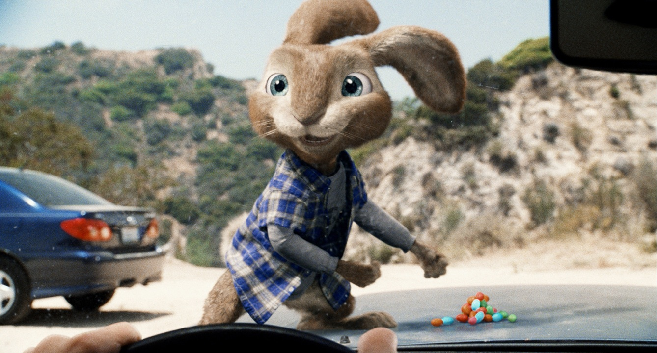 A free showing of the movie 'Hop' at the Palace Theatre is part the Easter activities in Lockport.