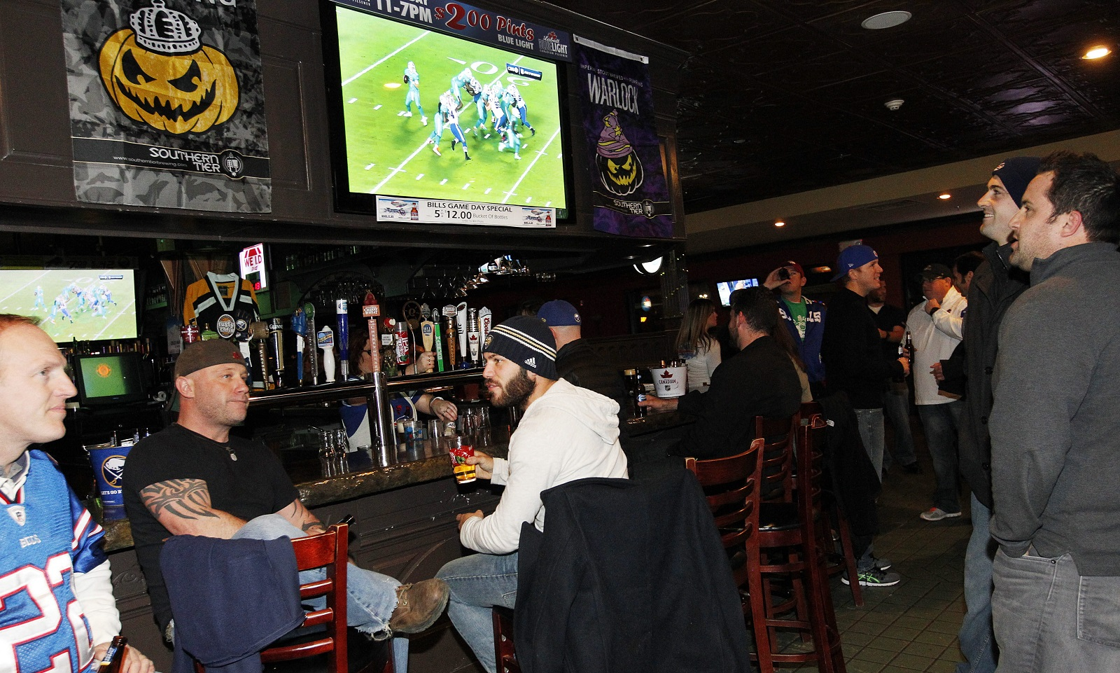 Jack Devine's Hamburg location has undergone extensive renovations. (Sharon Cantillon/Buffalo News file photo)