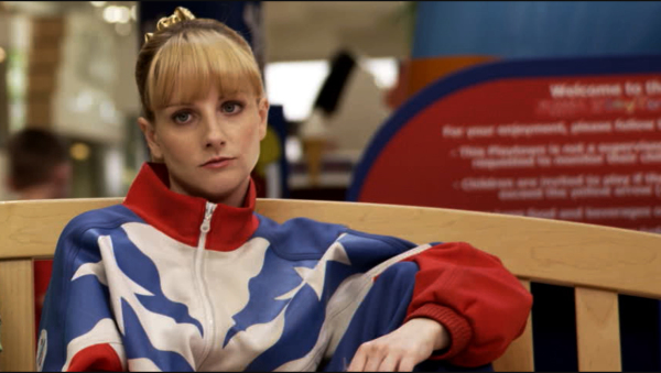 Melissa Rauch from 'The Big Bang Theory' is almost unrecognizable in her new film 'The Bronze.'