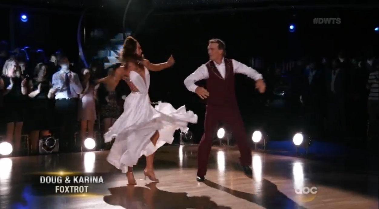 (Screengrab from 'Dancing with the Stars'/ABC)