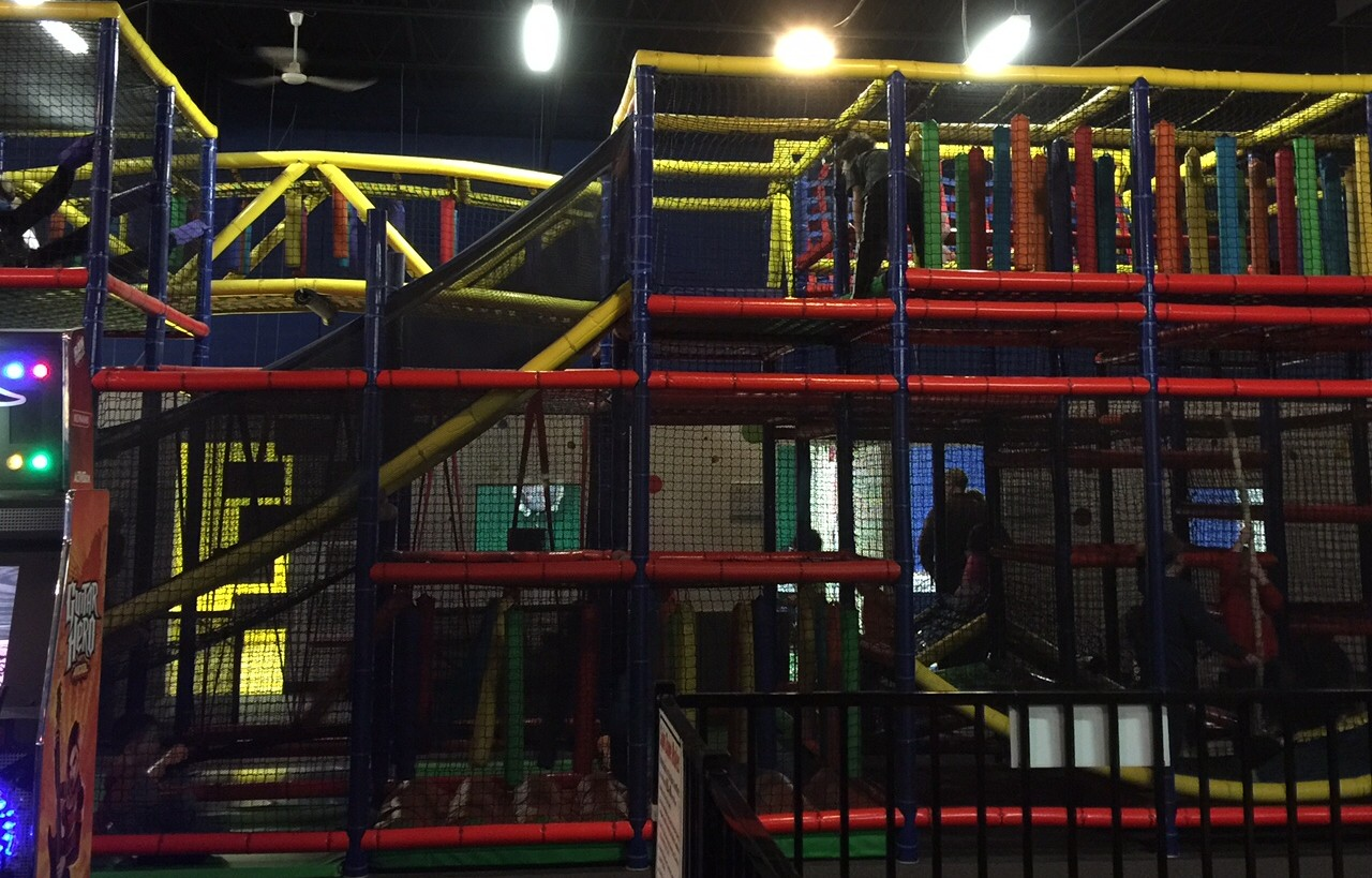 Just Fun has several activities for kids and adults to check out. (Mary Friona-Celani/Special to The News)