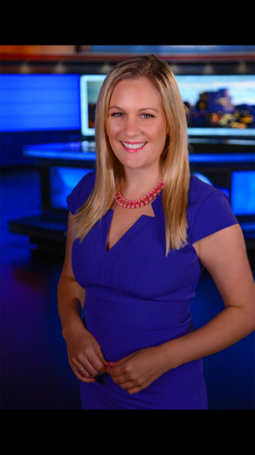 Shannon Shepherd: Ch.4's new sports reporter (photo supplied by Ch.4)
