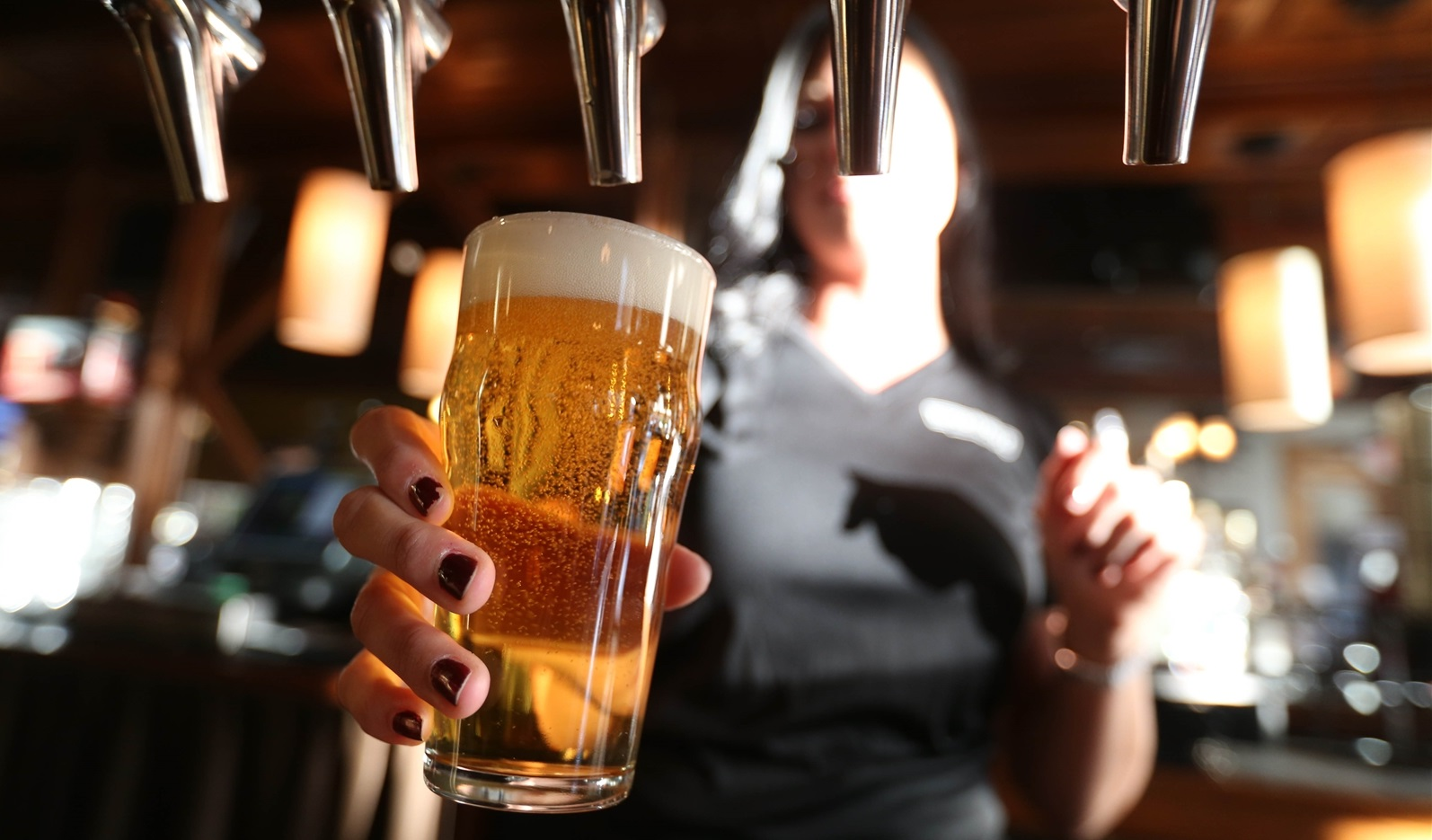 Celebrate National Beer Day by reading about the area's breweries and brew pubs, plus those to come. (Sharon Cantillon/Buffalo News file photo)
