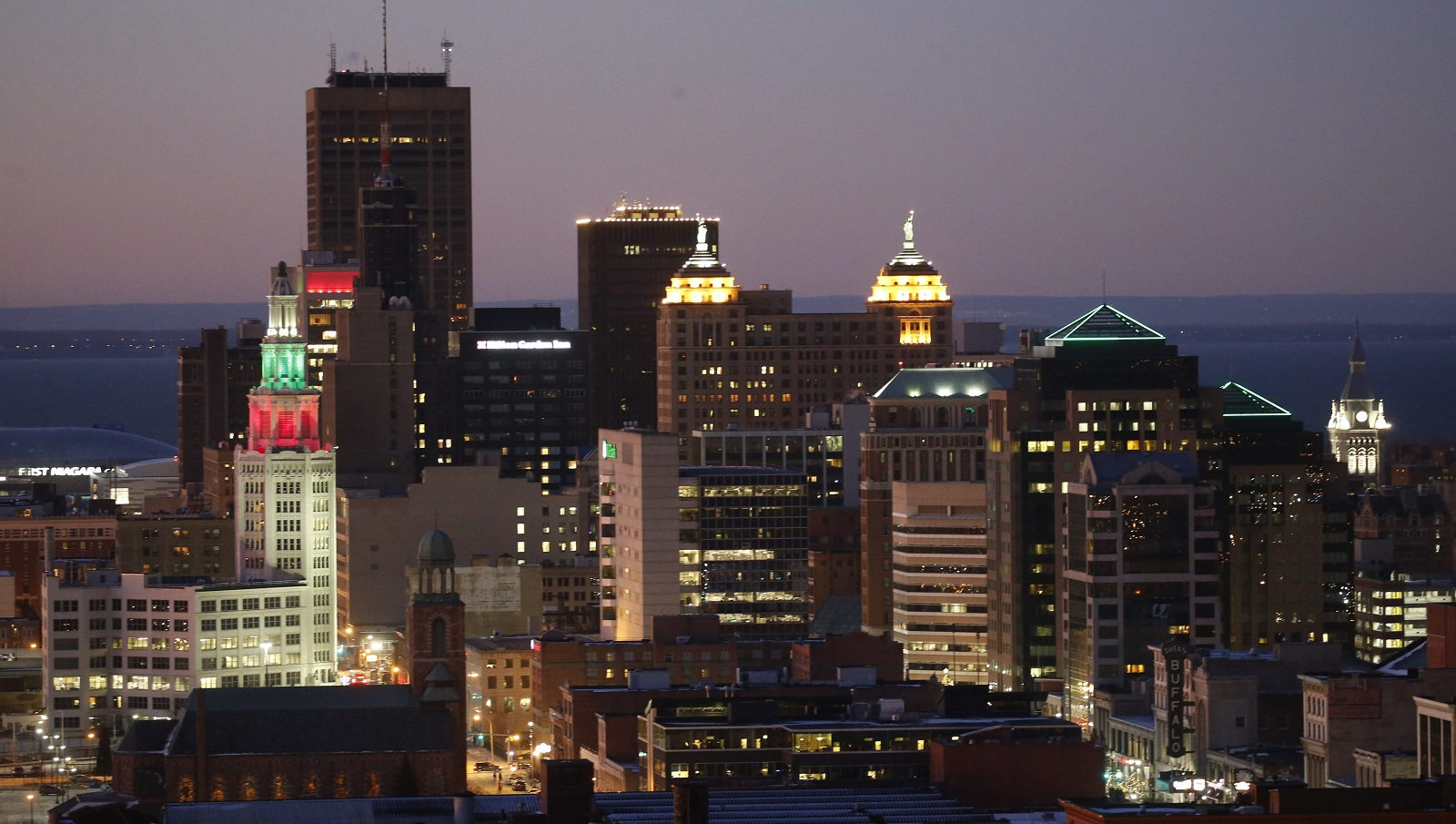 The Buffalo Niagara region lost population according to the U.S. Census. (Derek Gee/Buffalo News file photo)
