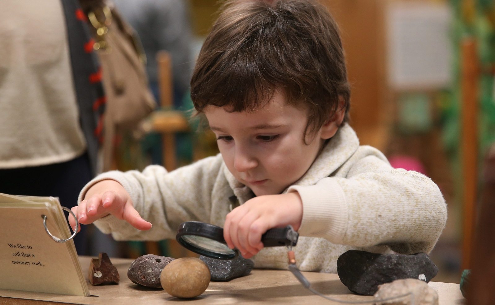 Activities at Explore & More in East Aurora make the list of kid-friendly events. (Sharon Cantillon/Buffalo News file photo)