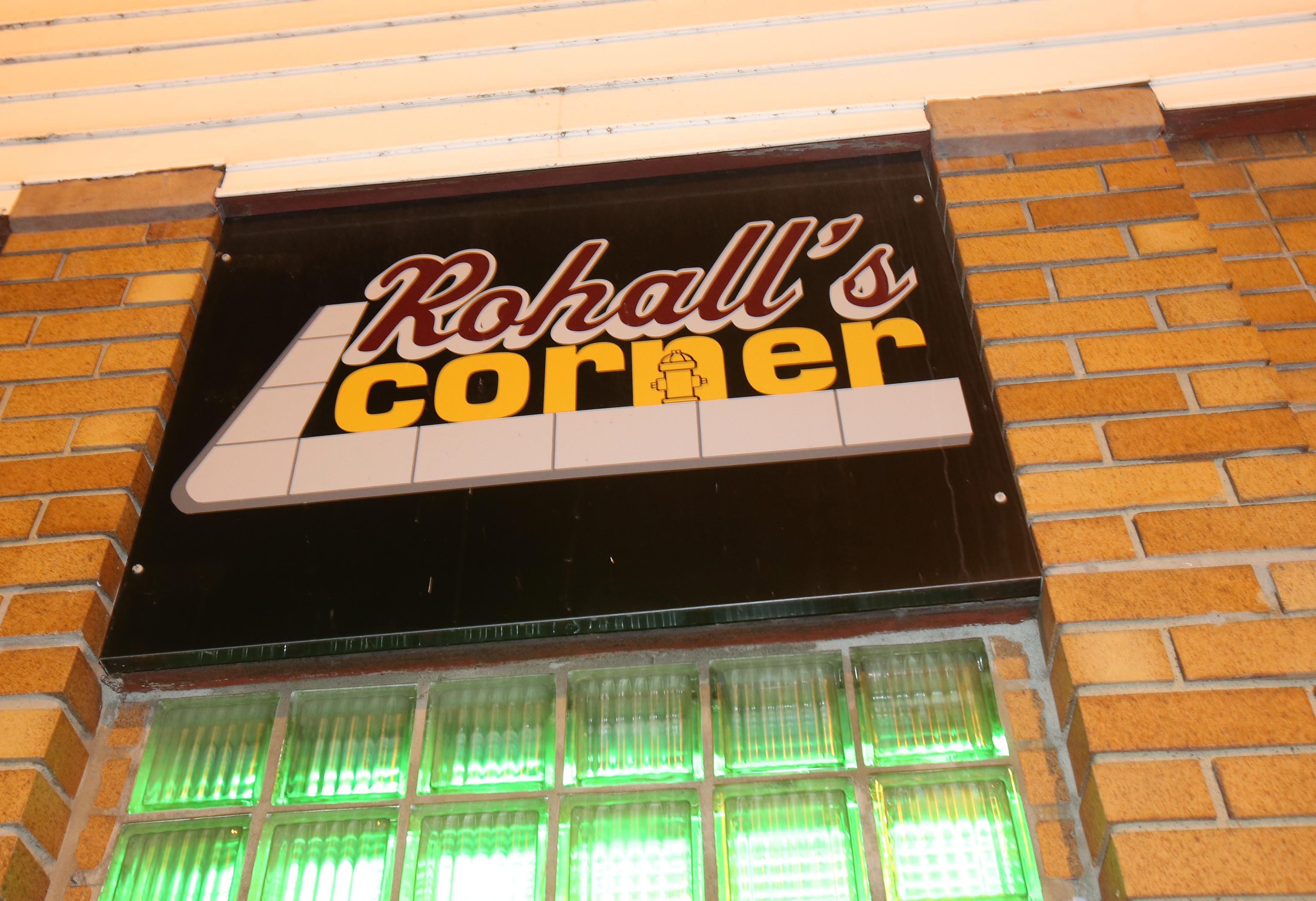 Rohall's Corner bar is a cozy place on Amherst Street across from Wegmans.  (Robert Kirkham/Buffalo News)