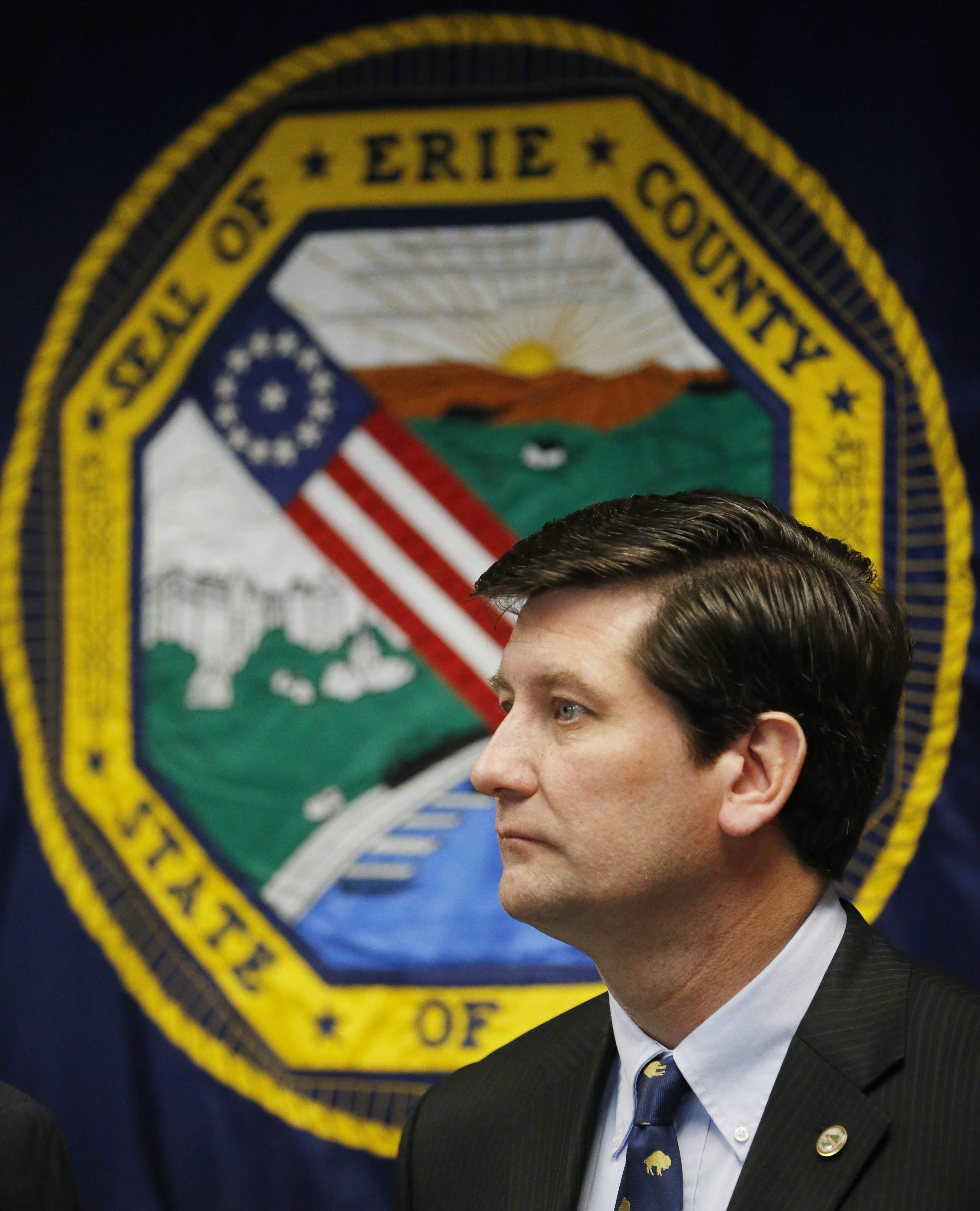 Erie County Executive Mark C. Poloncarz is working to change the direction of the Buffalo School Board.
