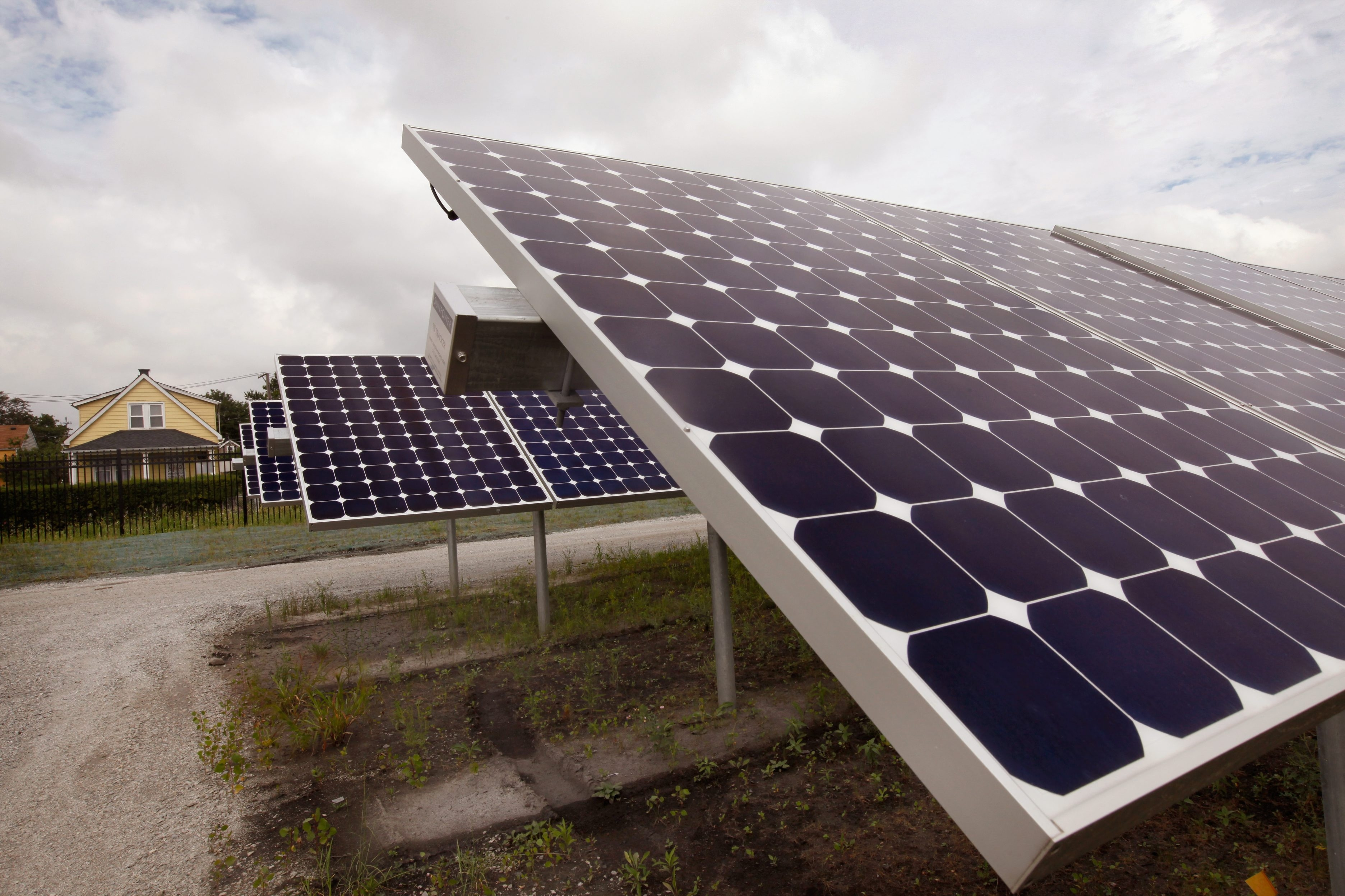 As solar panels become more and more common, communities will have to decide what kind of limits should govern installations. (Getty Images file photo)