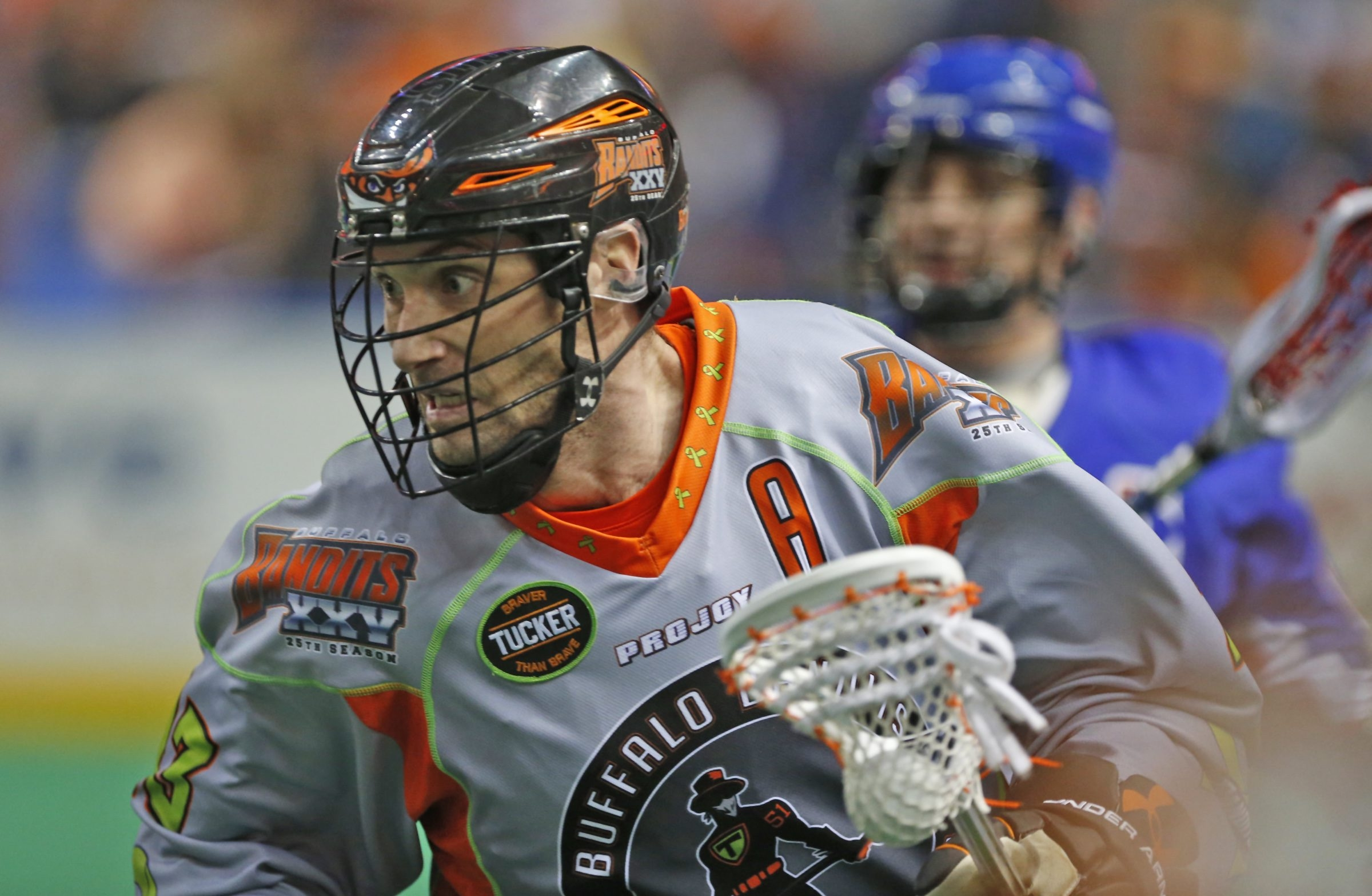 David Brock and the Bandits have a division title in their sights. (Harry Scull Jr./Buffalo News)