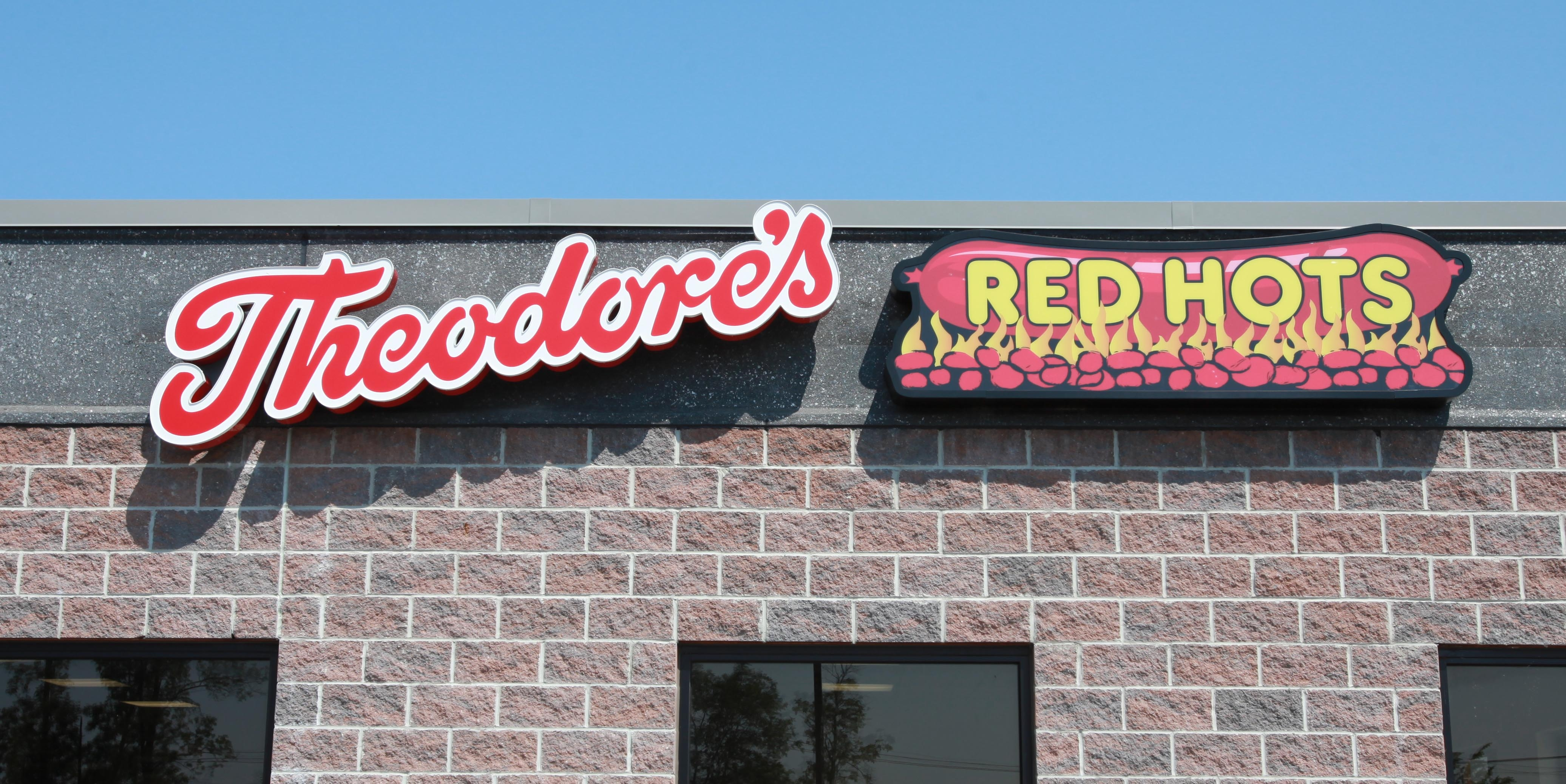 The state Department of Taxation and Finance says it is working with the owners of Theodore's to resolve the tax bill.