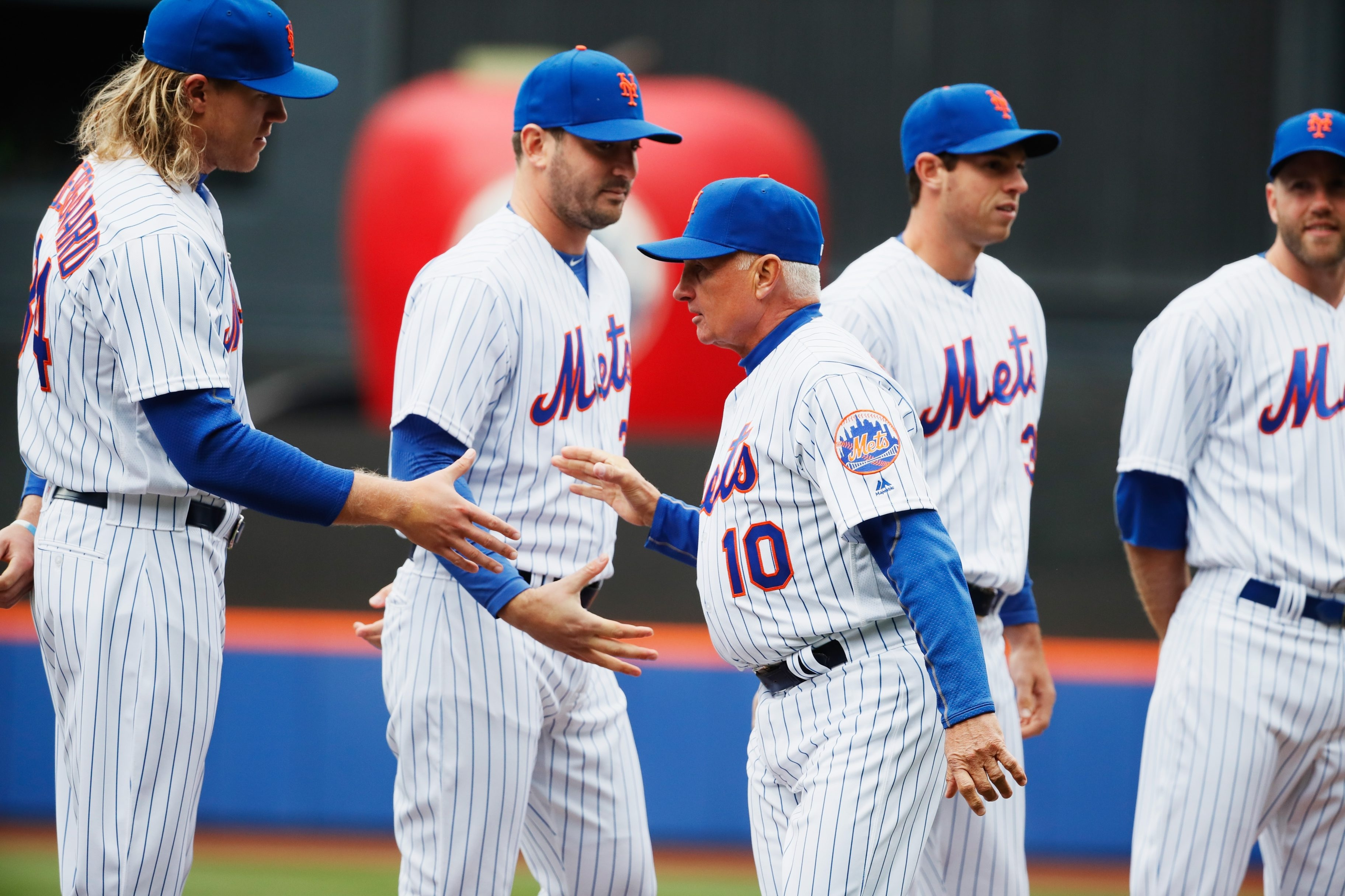 Manager Terry Collins admits he heard the criticisms that accompanied the Mets' slow start.