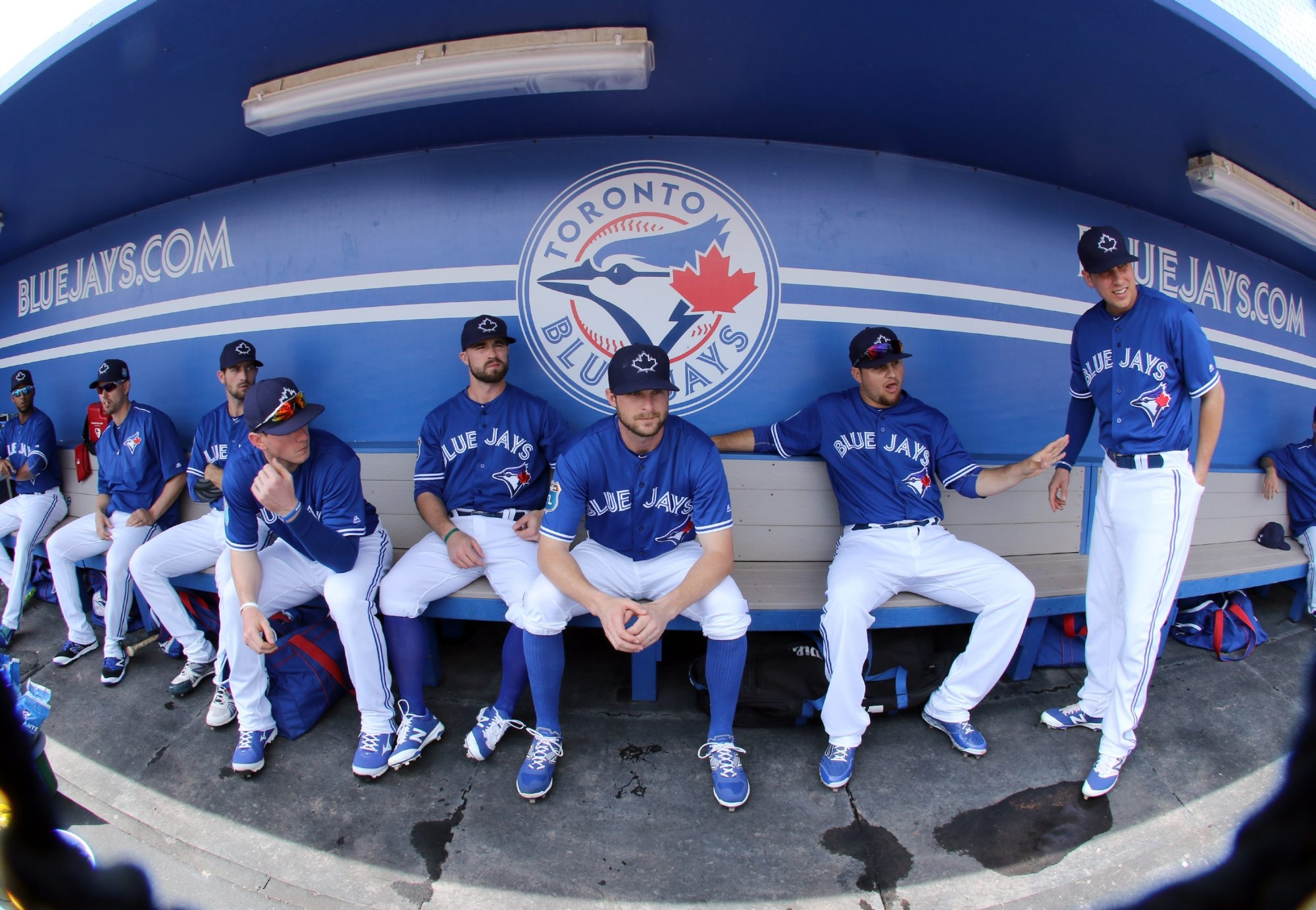 Last year's Buffalo Bisons admit they found inspiration in knowing a place in the Toronto Blue Jays dugout was only a 90-minute drive away.