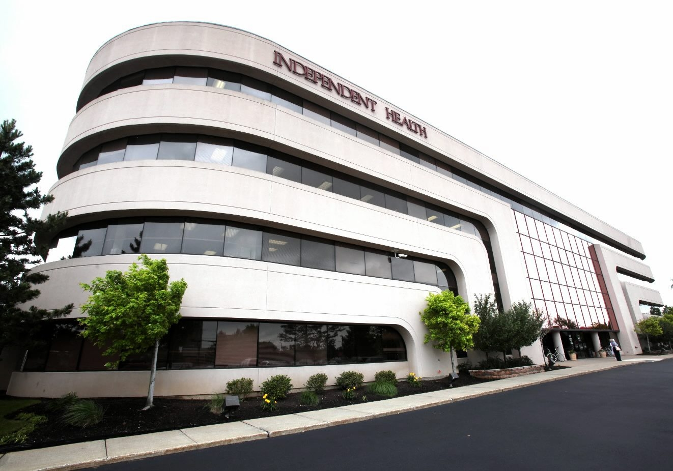 Amherst-based Independent Health reported  an operating loss of $43.9 million for 2015. (News file photo)