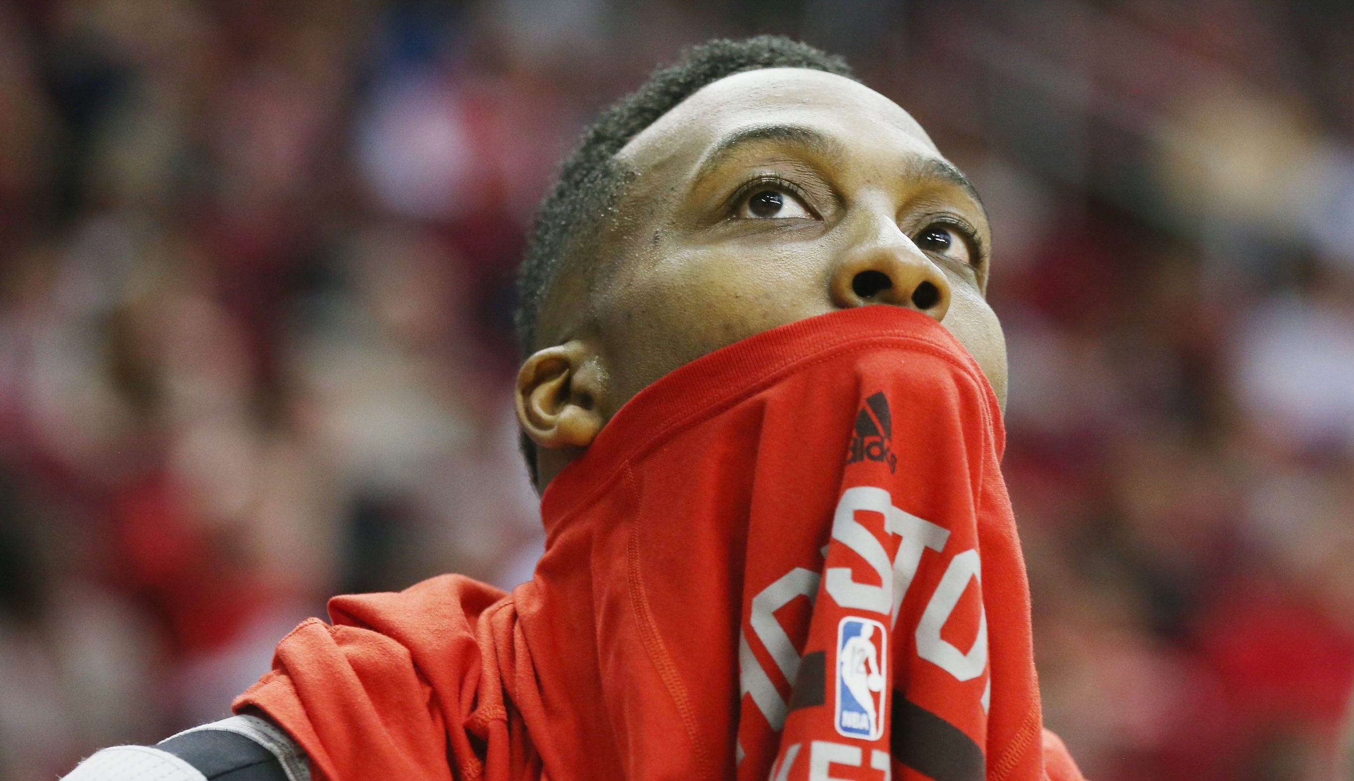 Dwight Howard is shooting just 40 percent from the free throw line in the playoffs.