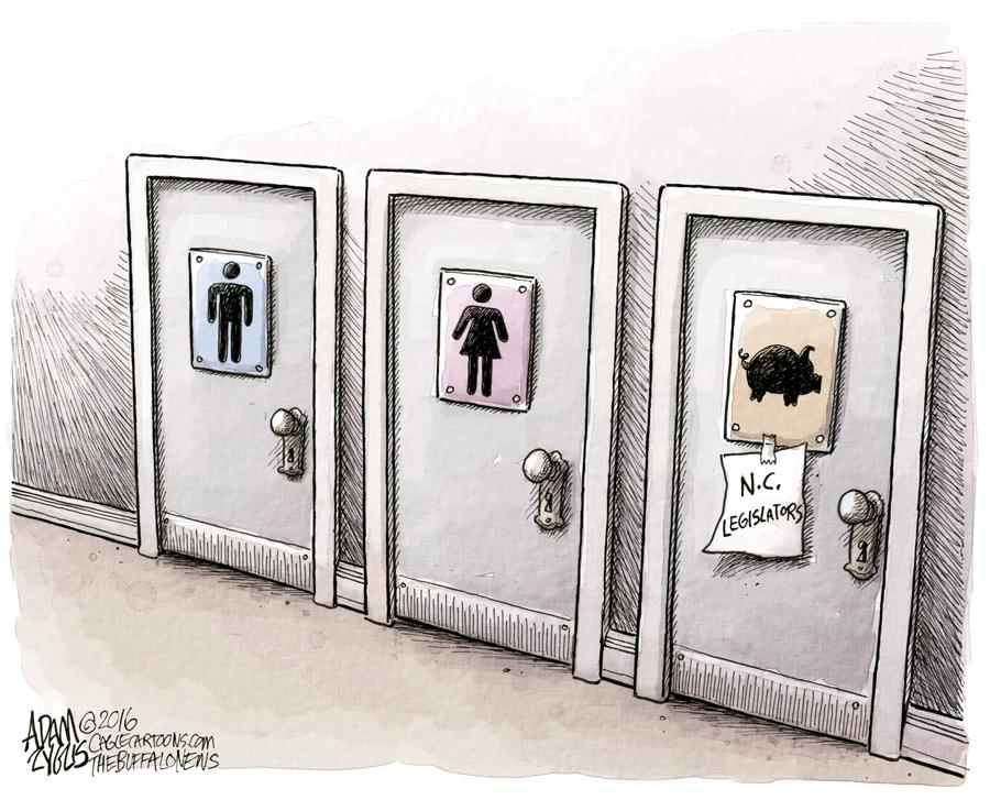 nc bathroom bill - the buffalo news