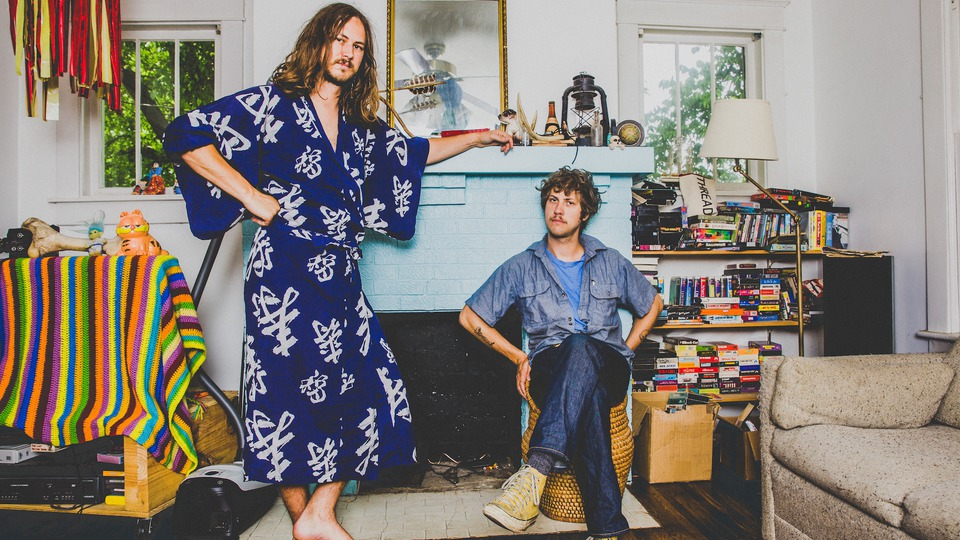 Nashville garage rockers JEFF THE BROTHERHOOD and Diarrhea Planet will play the Studio at Waiting Room on May 7 (Pooneh Ghana / Special to The News).