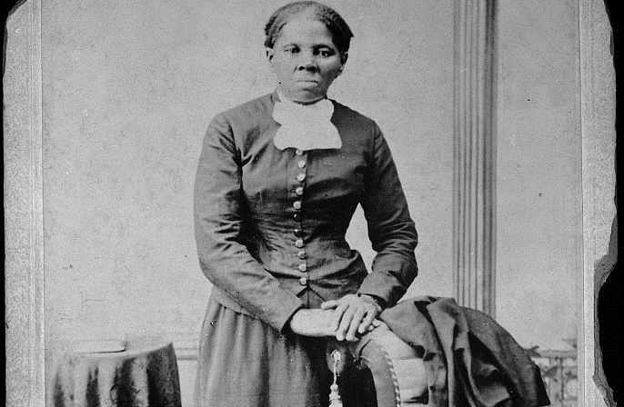 Harriet Tubman, a former slave who ferried thousands more to freedom, will replace Andrew Jackson on a redesigned $20 bill, the Treasury Department has announced. (Library of Congress via The New York Times)