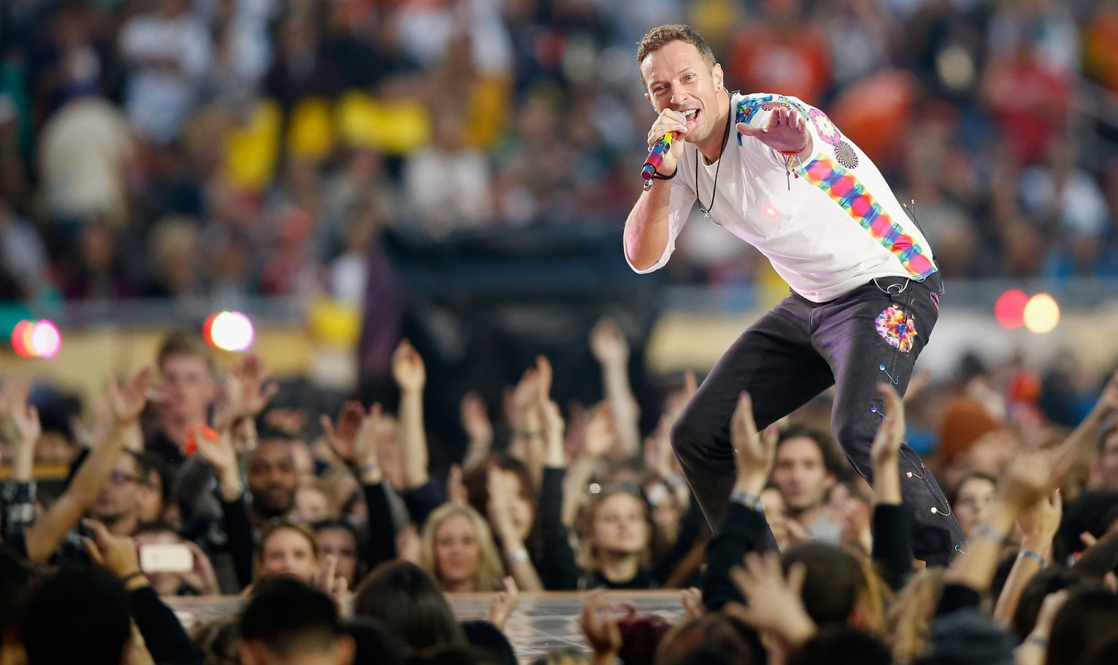Coldplay will perform Aug. 1 at the First Niagara Center. (Getty Images)