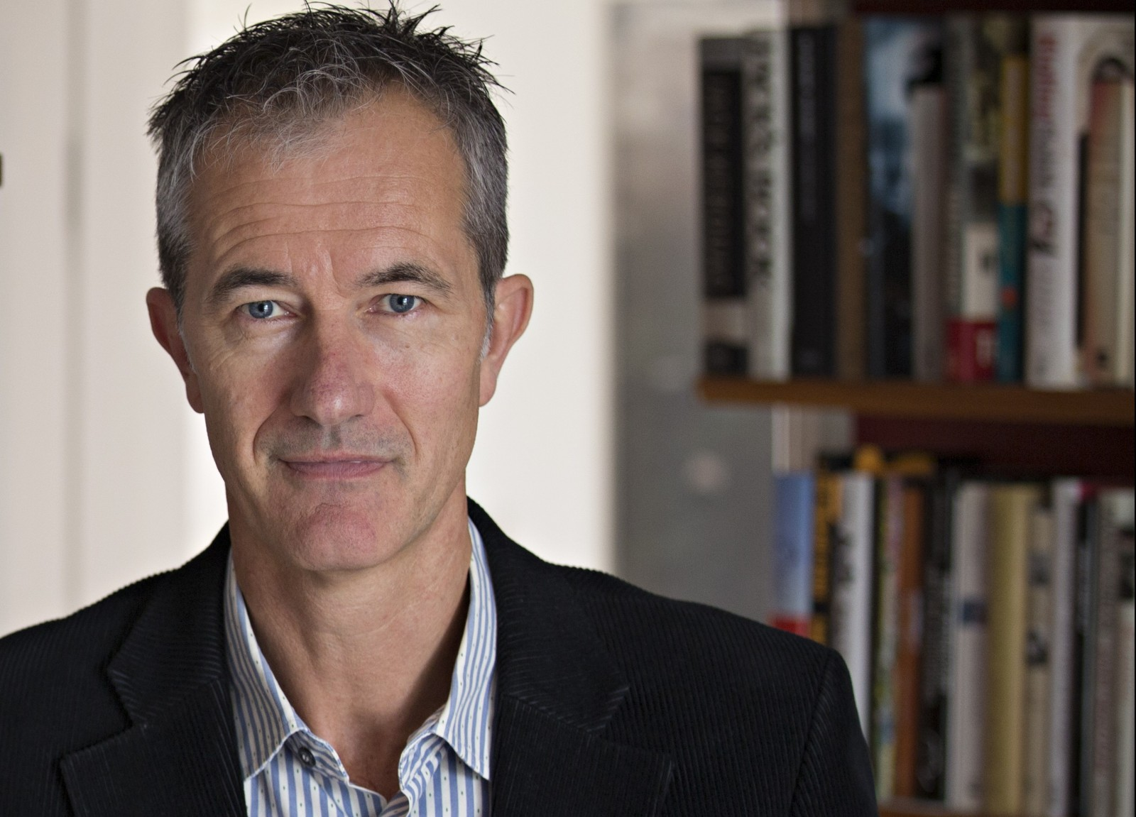 Author Geoff Dyer will be at Hallwalls on April 28.