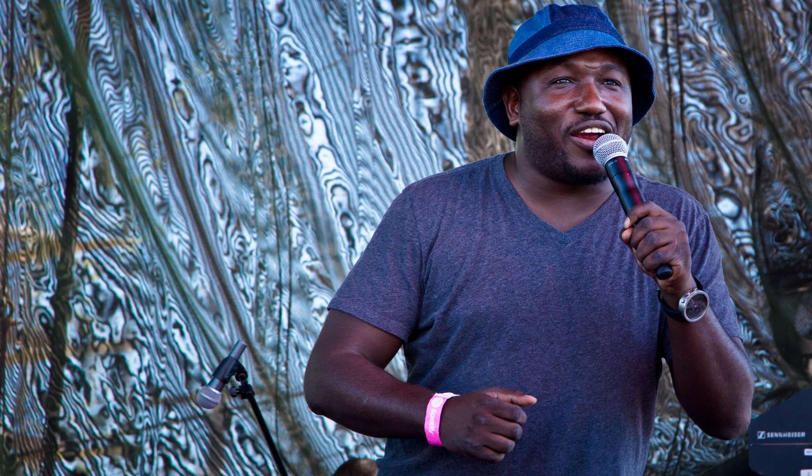 Hannibal Buress will perform a stand-up show April 1 in Waiting Room. (Getty Images)