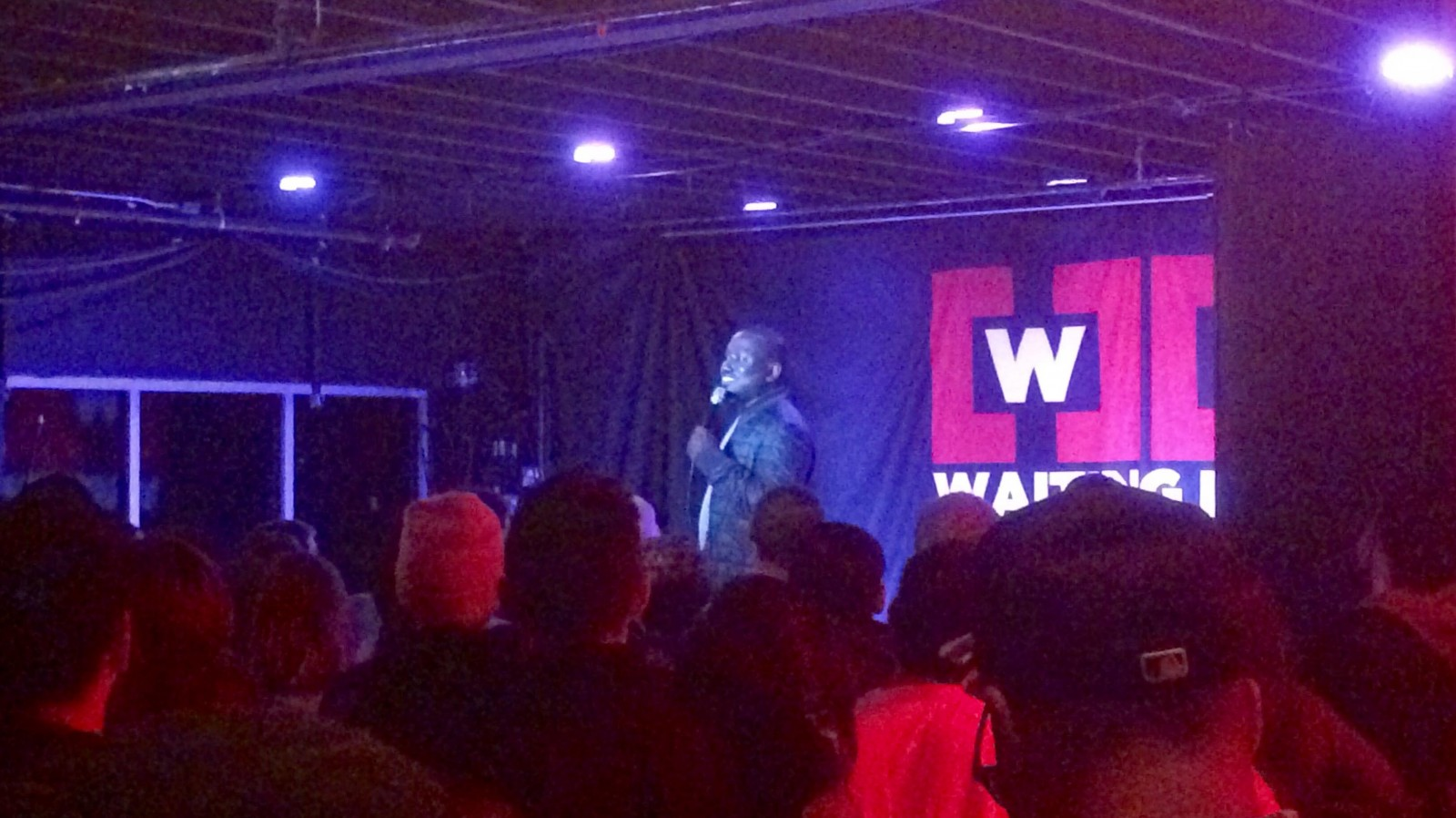 Hannibal Buress delivers in surprise performance at Waiting Room ...
