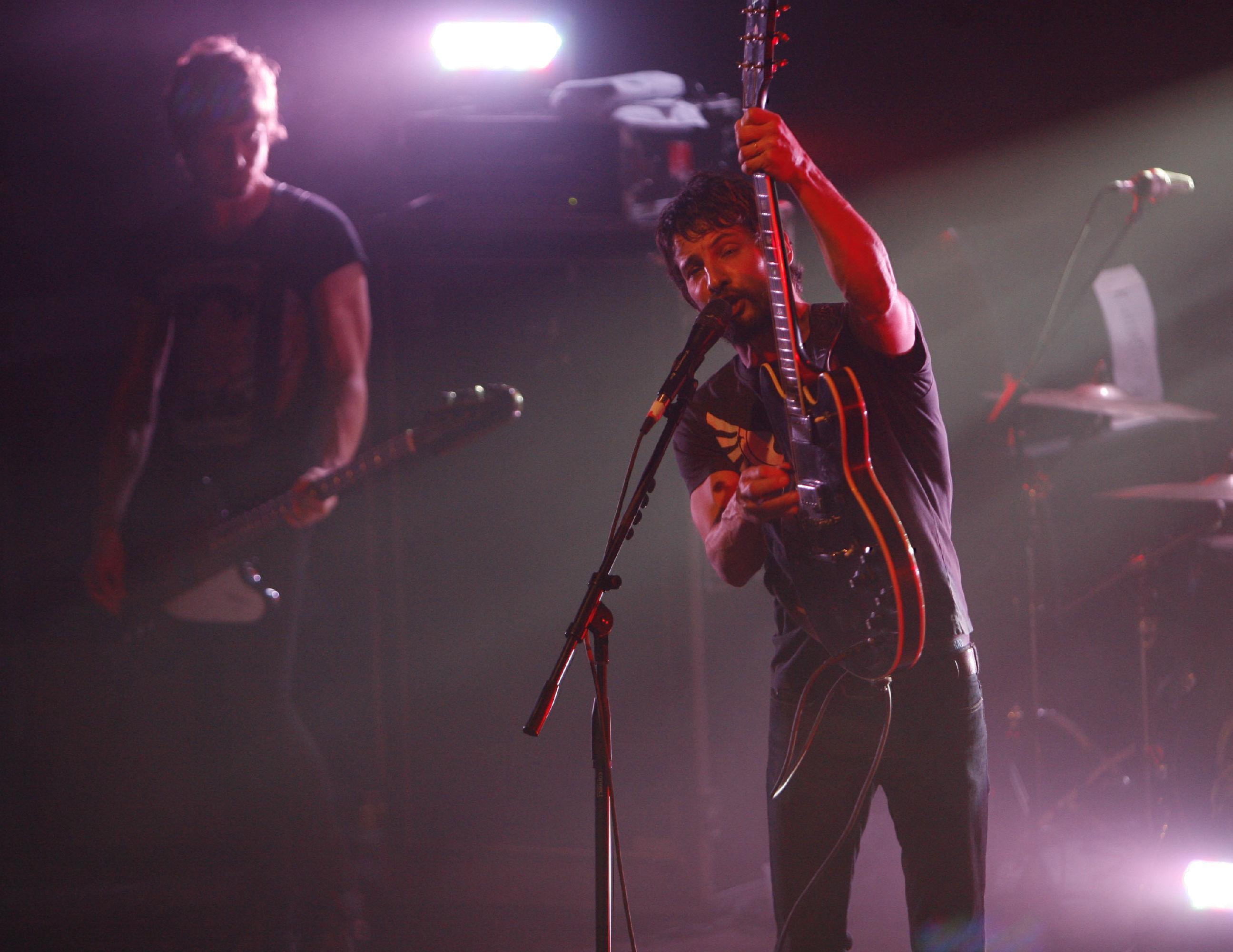 Sam Roberts Band, here performing at the Town Ballroom in 2008, will play Edgefest. (Sharon Cantillon/Buffalo News file photo)
