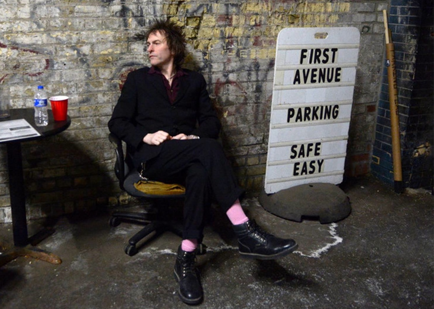 Tommy Stinson will play the Leopard Lounge at Town Ballroom on May 8.